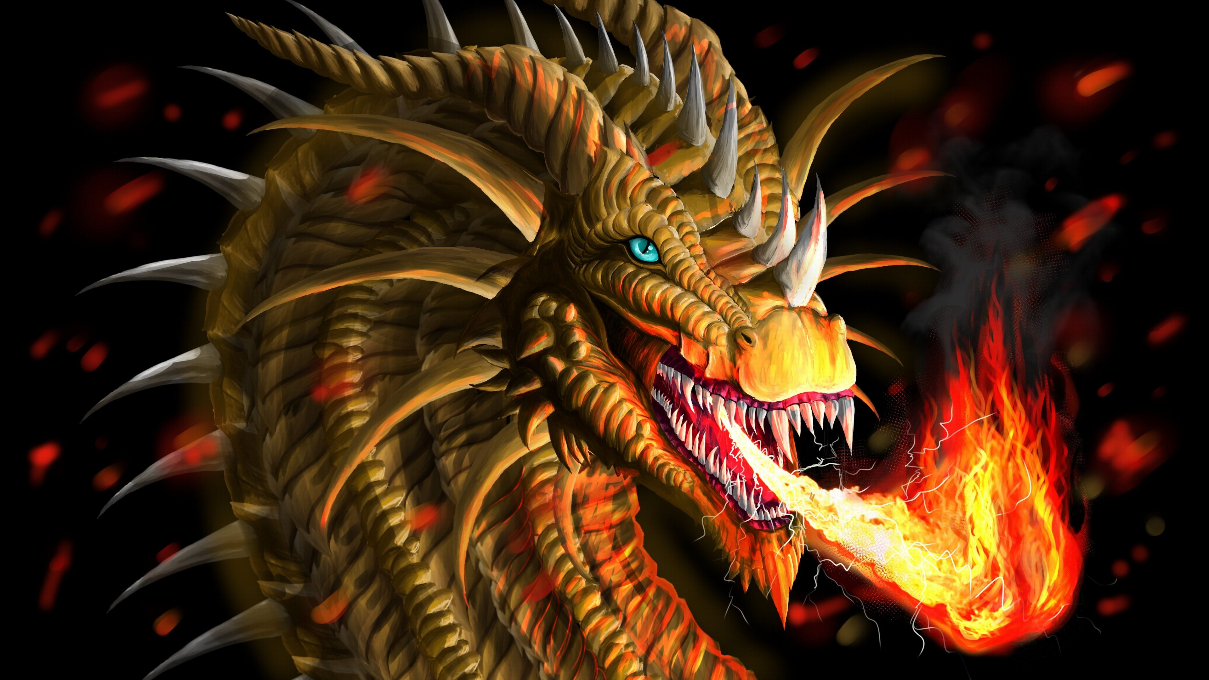 47 dragon wallpapers download free amazing full hd wallpapers for desktop mobile laptop in - Dragon wallpaper 3d ...