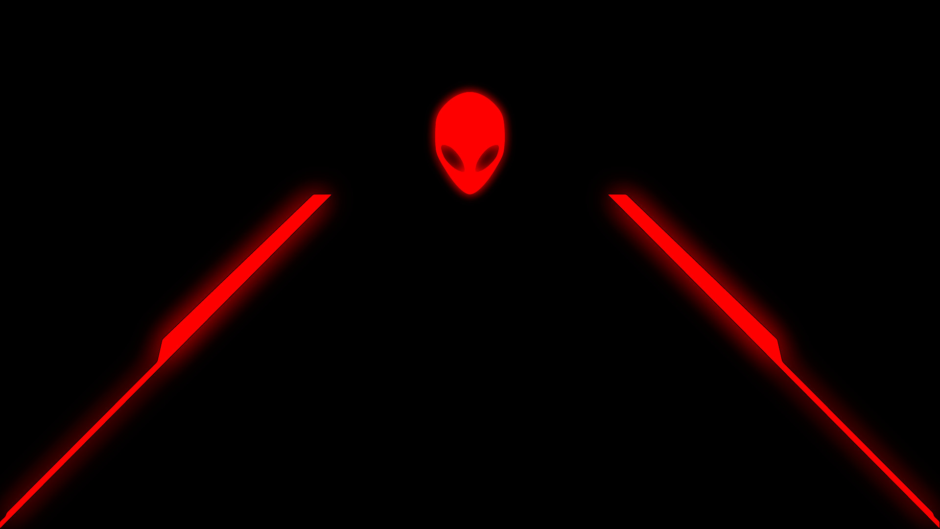 alienware wallpapers red - photo #15