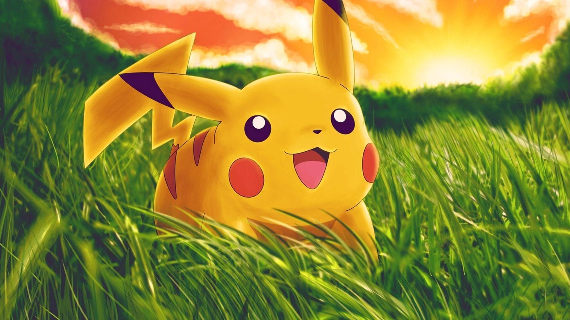 Pikachu background &#1...