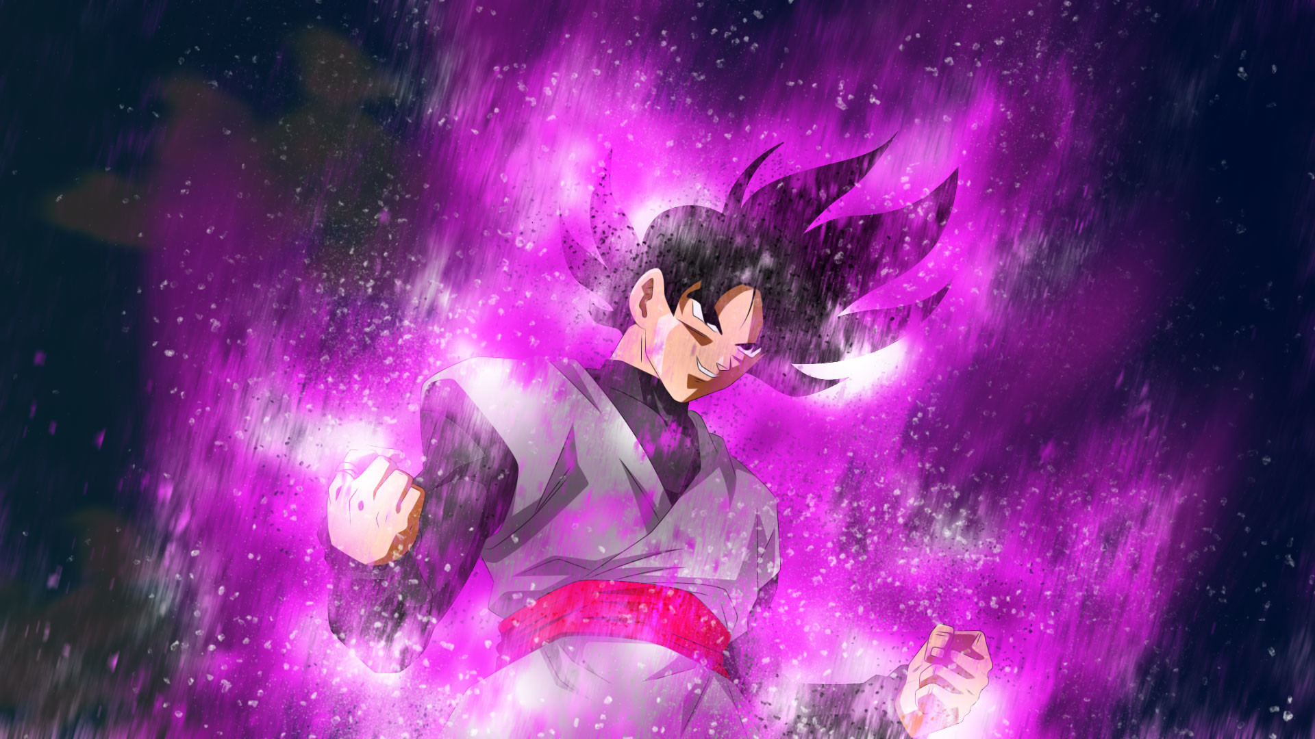 Goku Black Wallpapers Wallpapertag