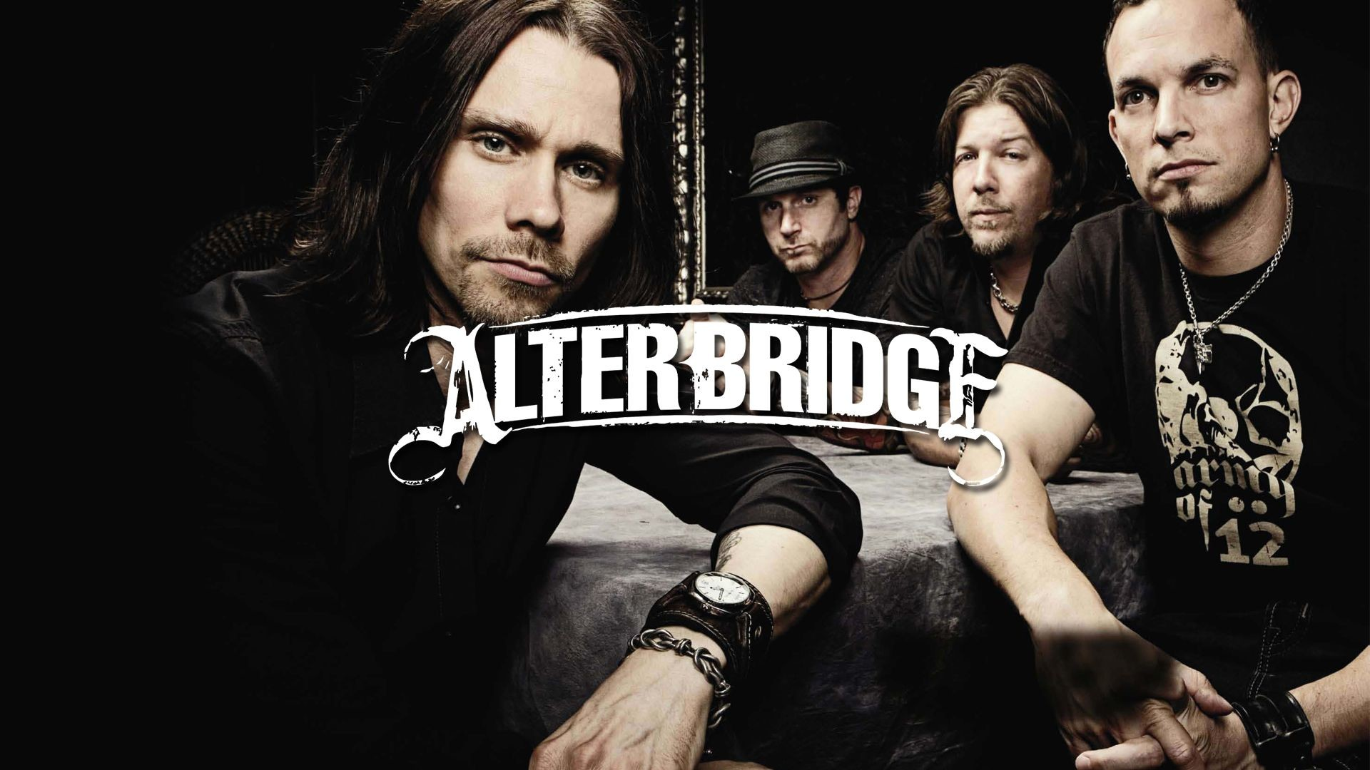 Alter Bridge Wallpaper ①
