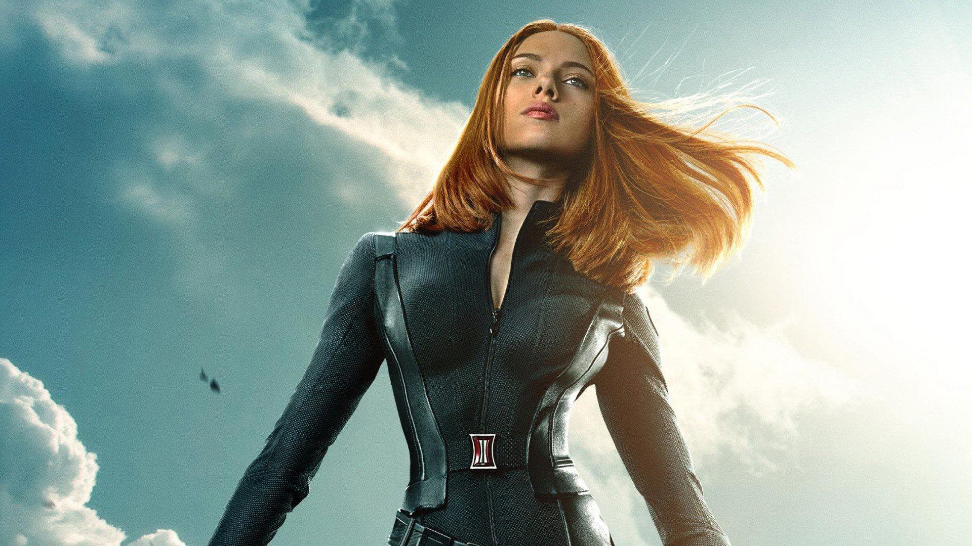 Scarlett Johansson Black Widow Wallpaper Wallpapertag