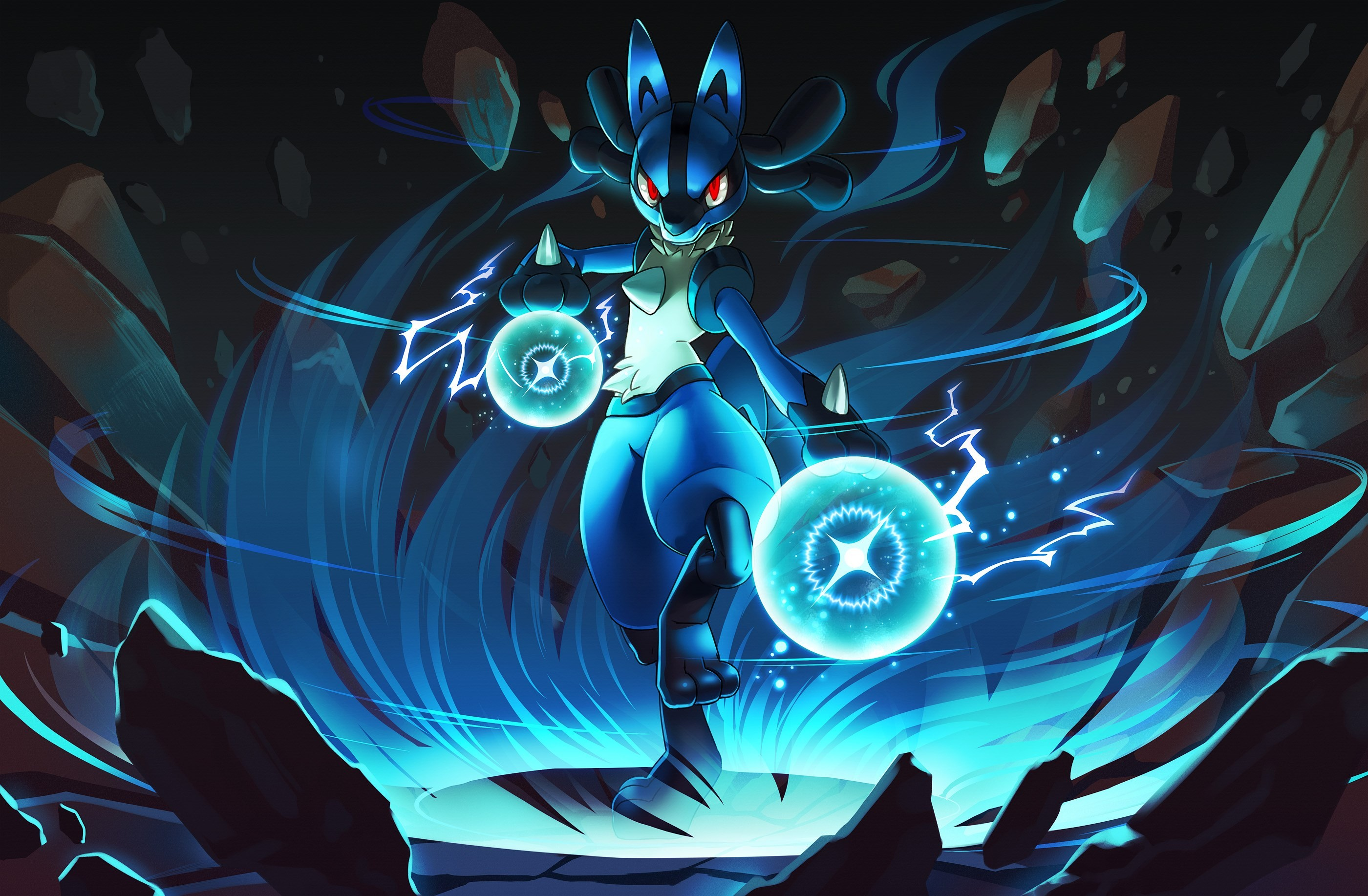 Lucario Wallpaper 1 Download Free Amazing High Resolution