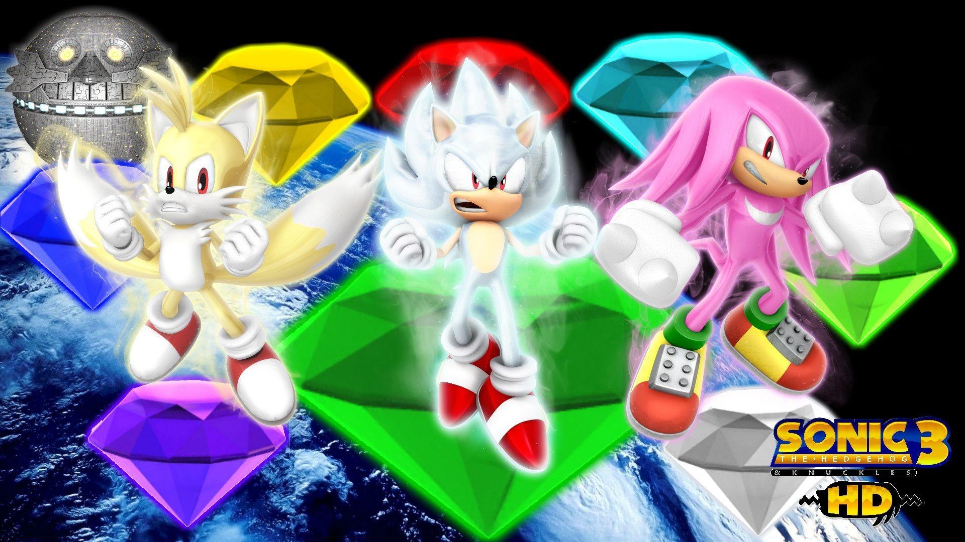 Hyper Sonic The Hedgehog Wallpaper Wallpapertag