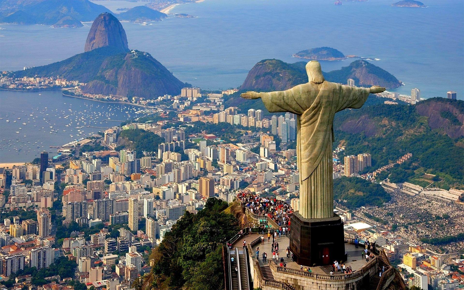 Сверкающий Рио-Де-Жанейро  № 1457406 бесплатно