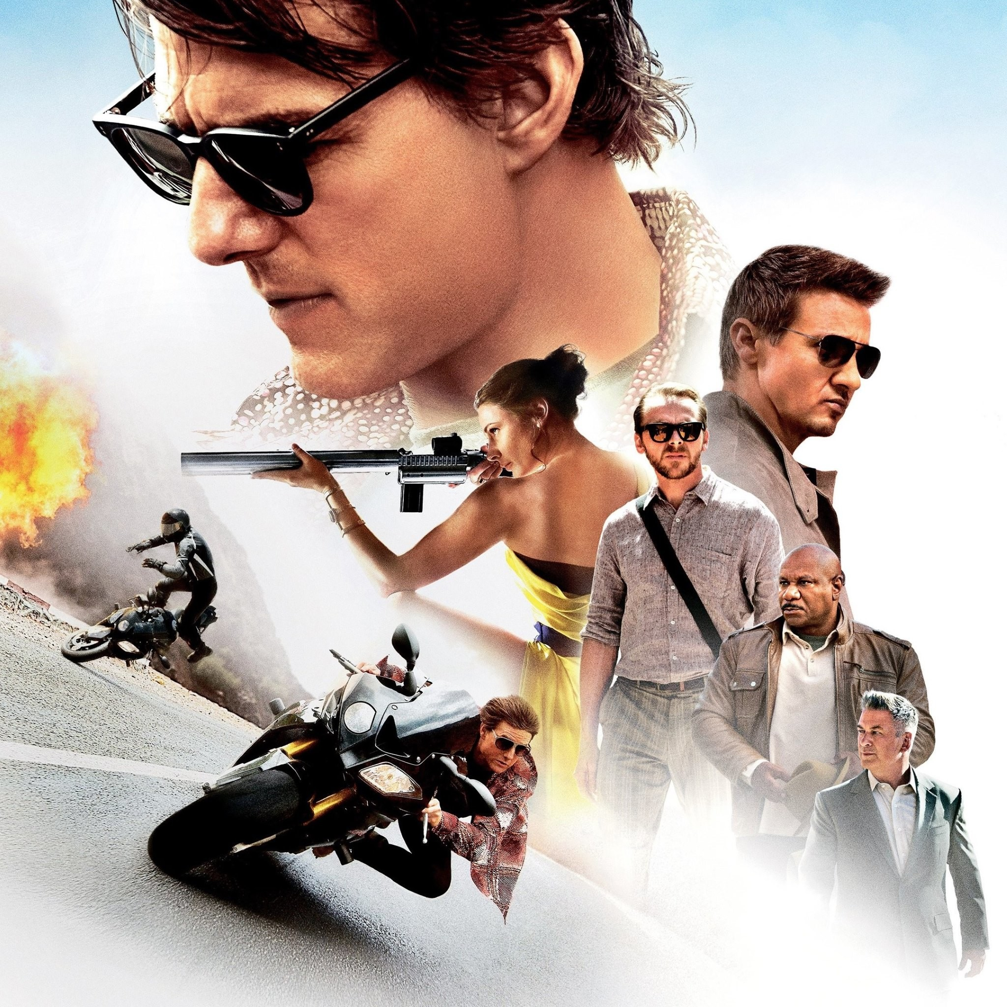 mission impossible home facebook - HD 2048×2048