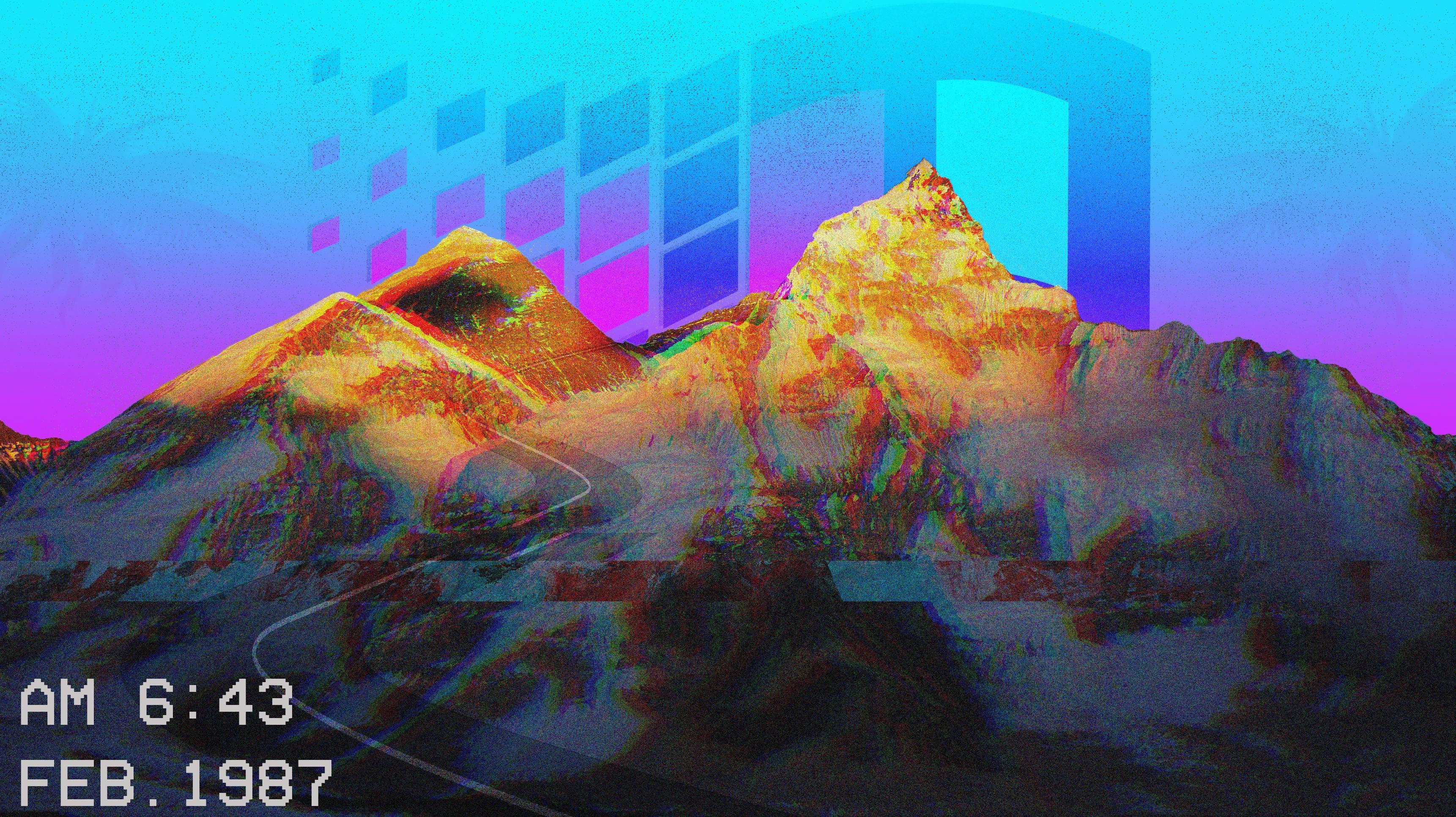 Vaporwave Wallpapers ·① WallpaperTag