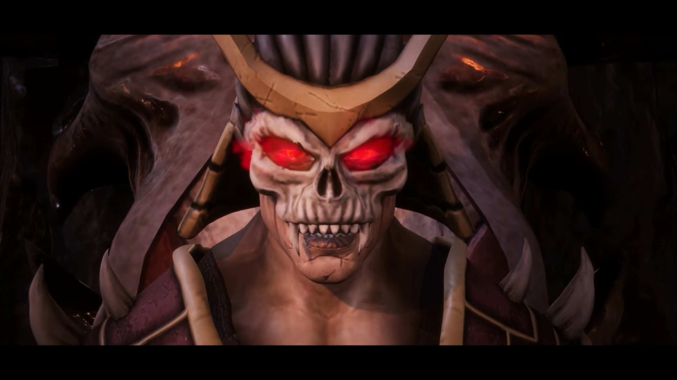 Mortal Kombat Shao Kahn Wallpaper ·①