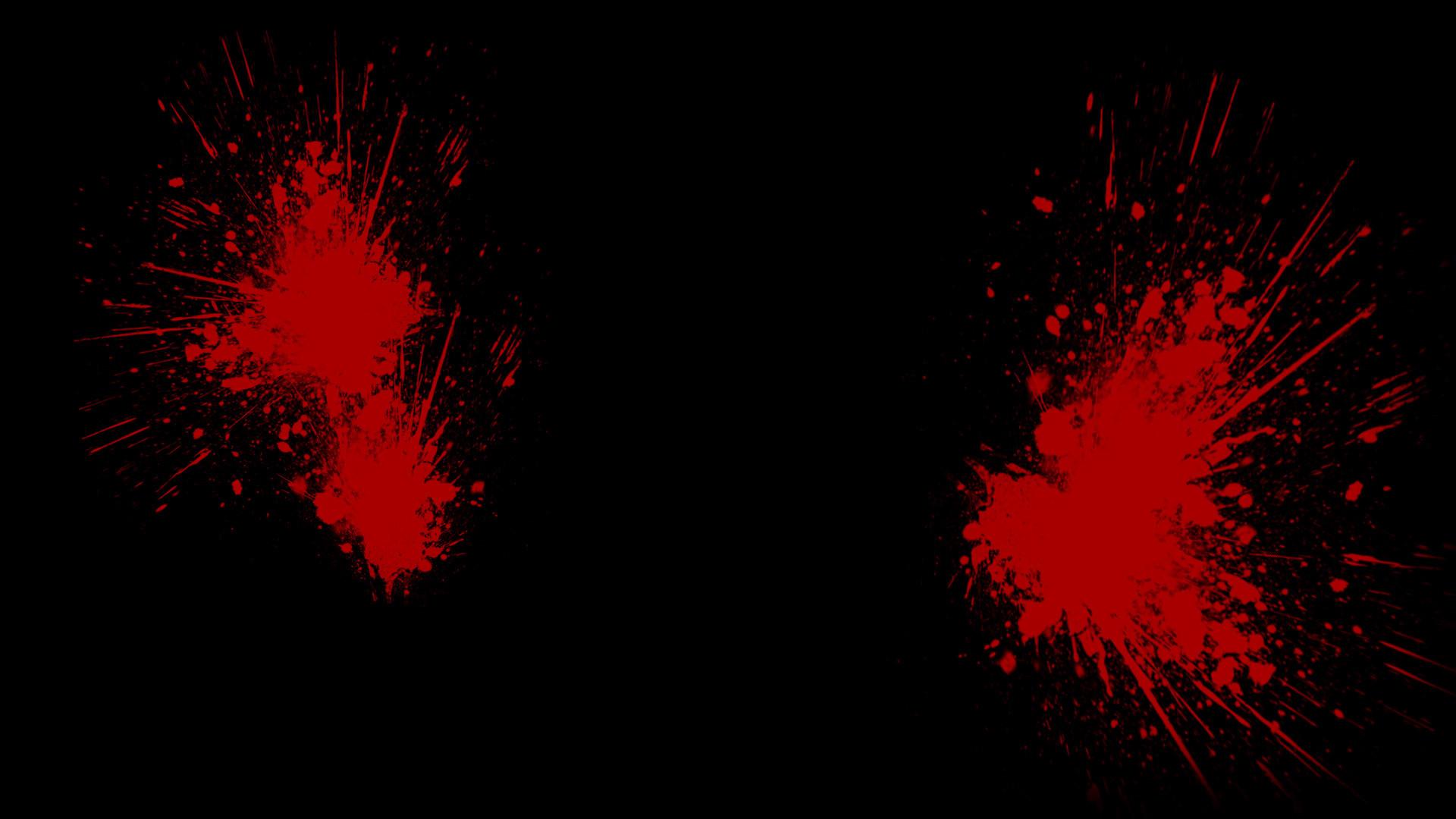 Крутые картинки черный фон красная краска для пацанов