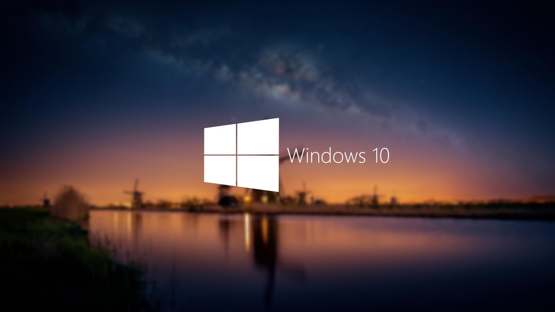 1920x1080 Stunning Windows 10 Wallpapers