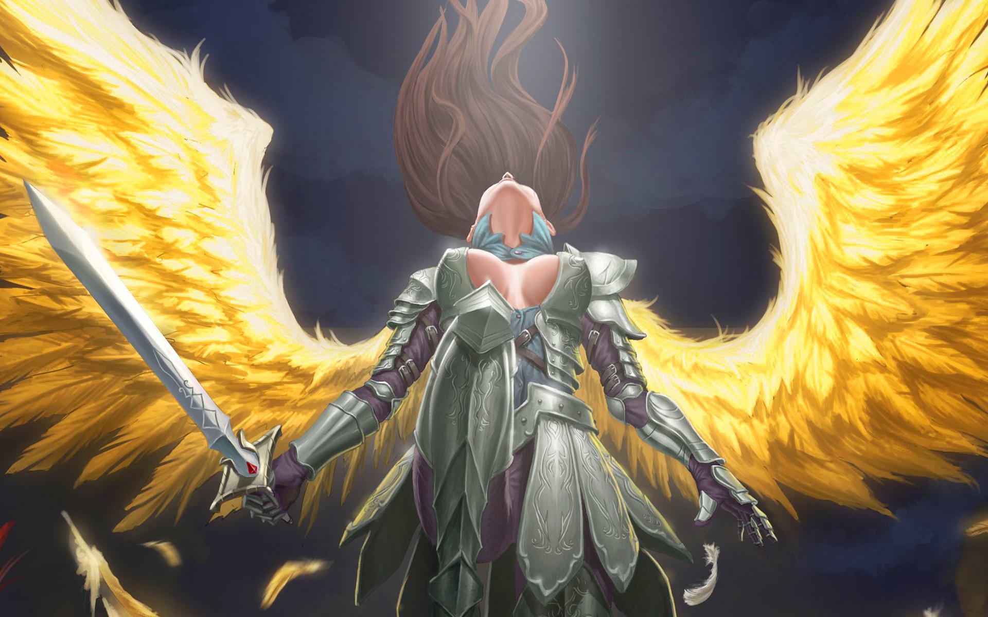 St Michael The Archangel Wallpaper ·① WallpaperTag