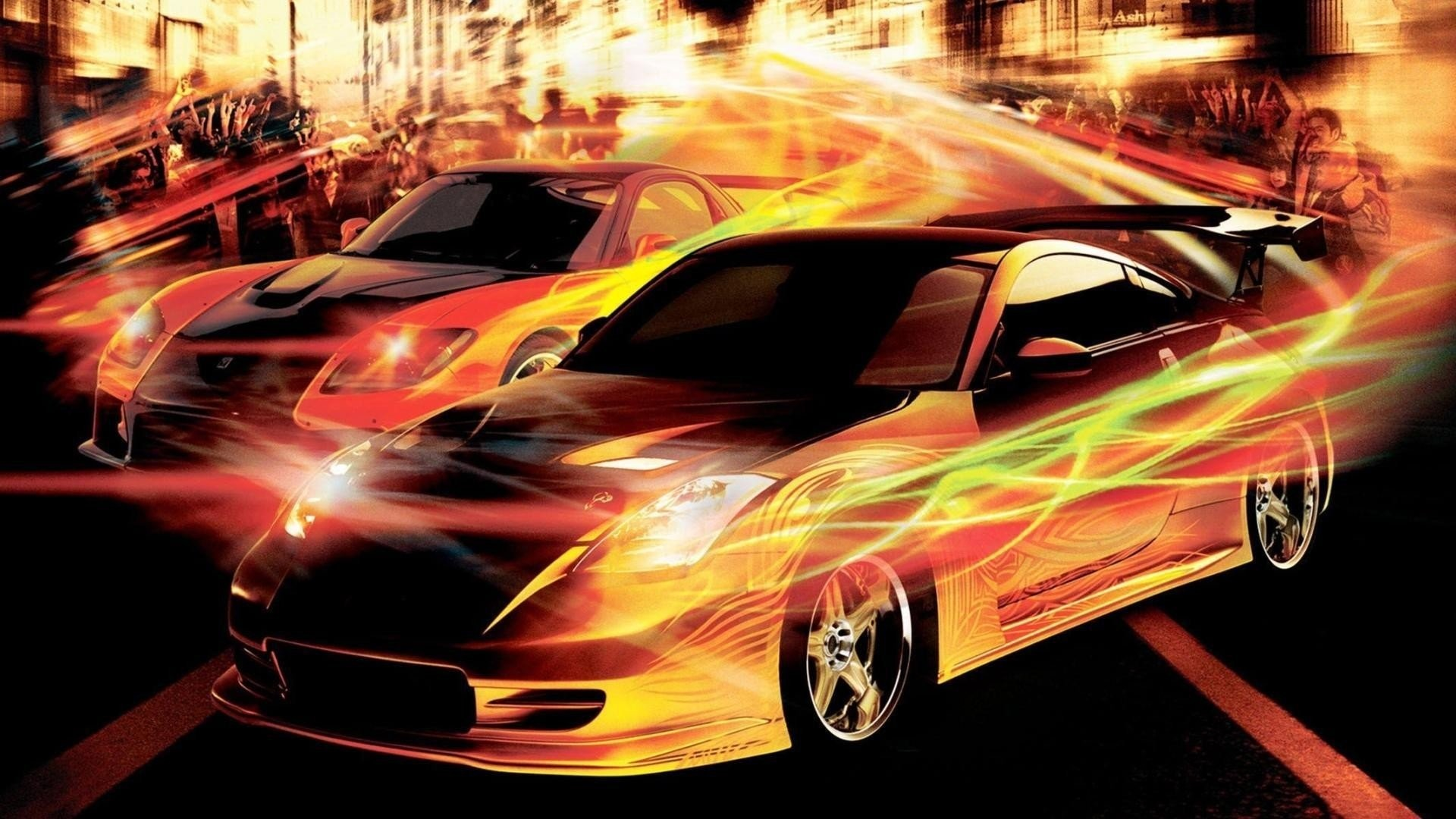 Fast And Furious Wallpapers Wallpapertag