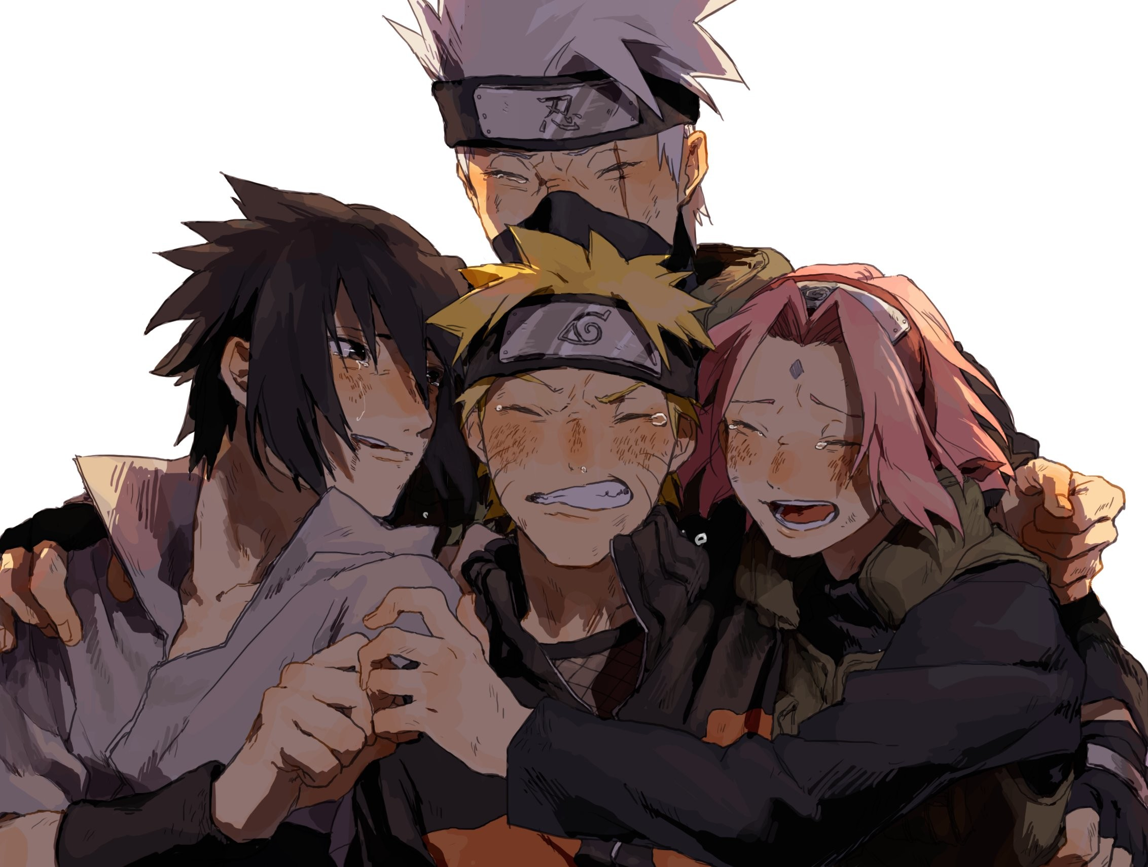Naruto and Sakura Wallpaper ·① WallpaperTag Naruto And Sakura And Sasuke