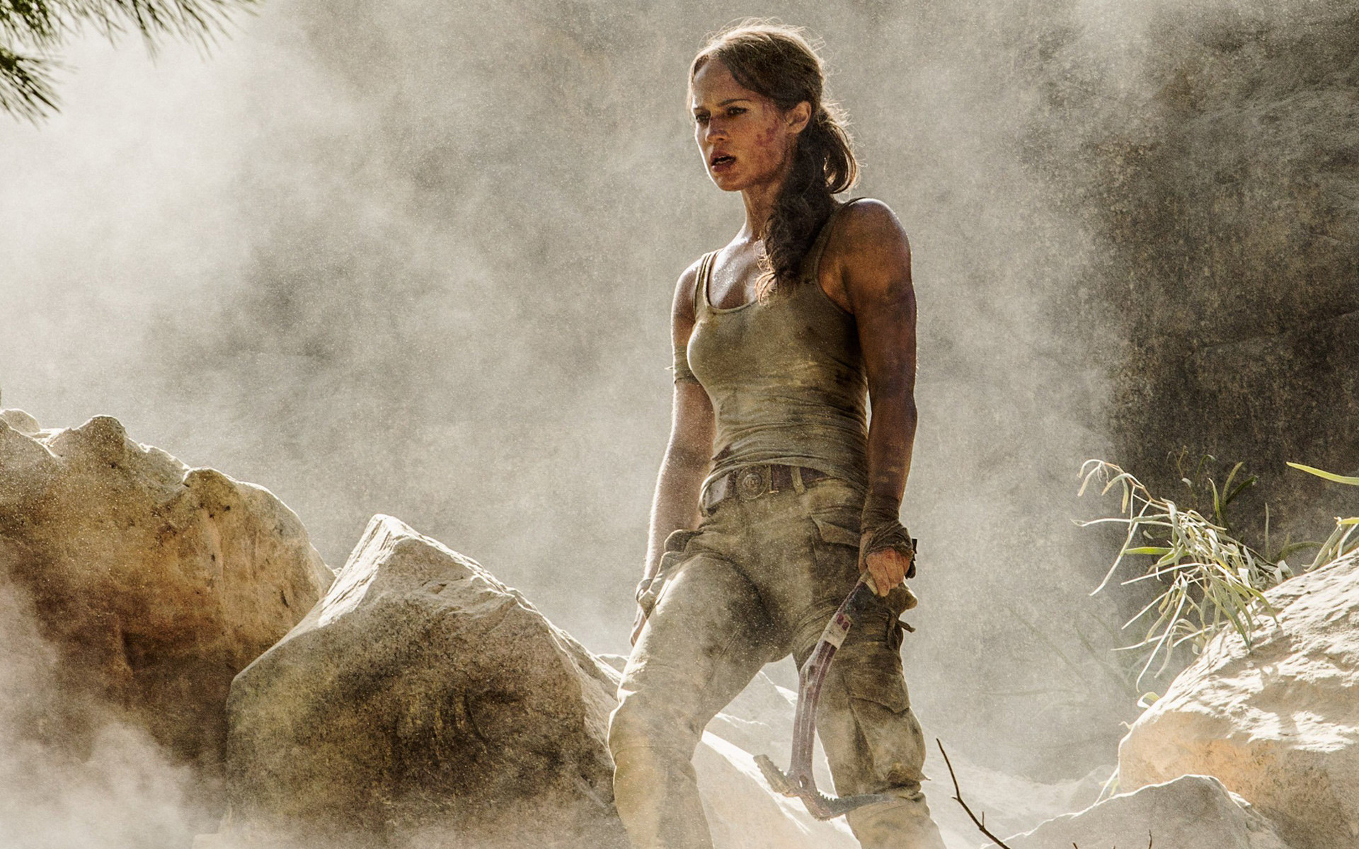 Tomb Raider 2018 Wallpaper Hd Wallpapertag