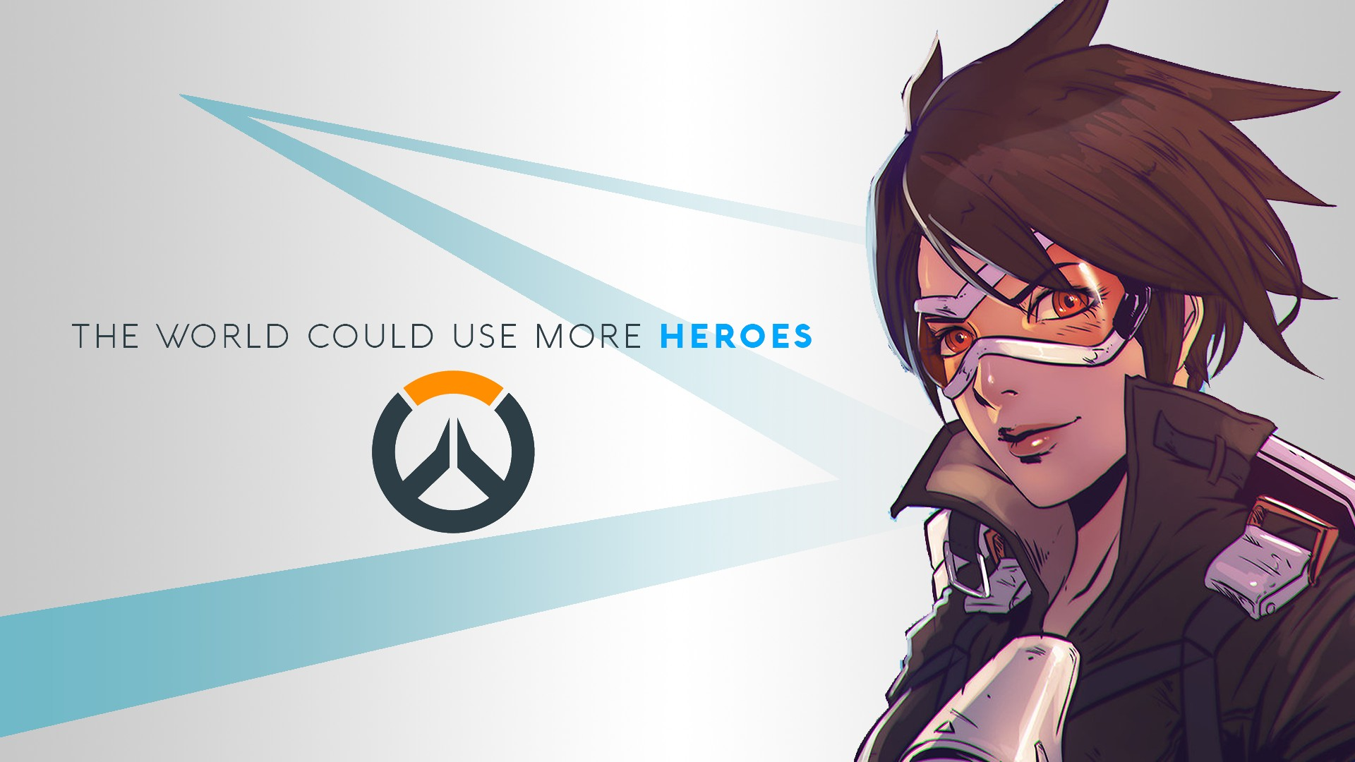 Overwatch Tracer Wallpaper Download Free Hd Wallpapers