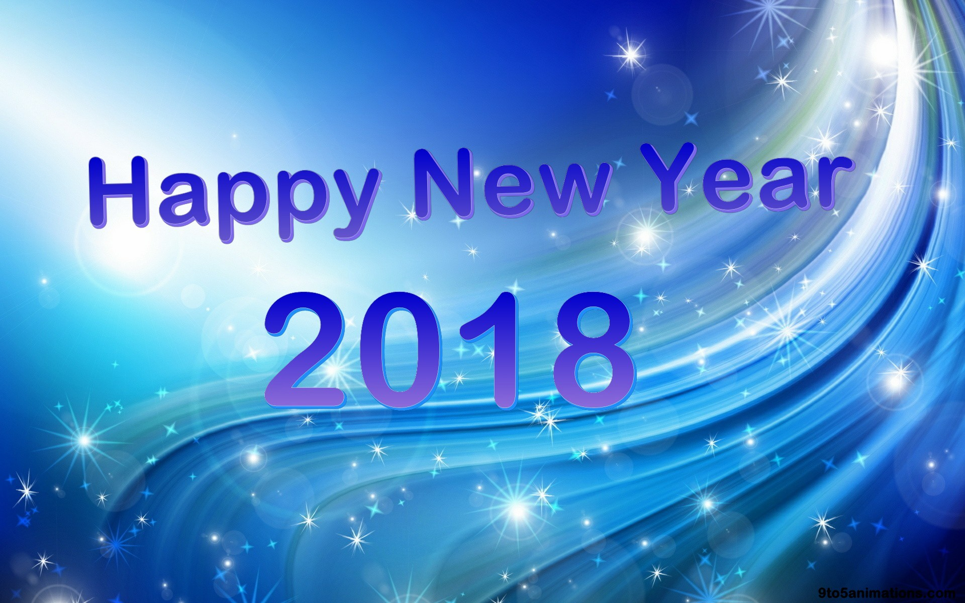 new year backgrounds 2018 183��