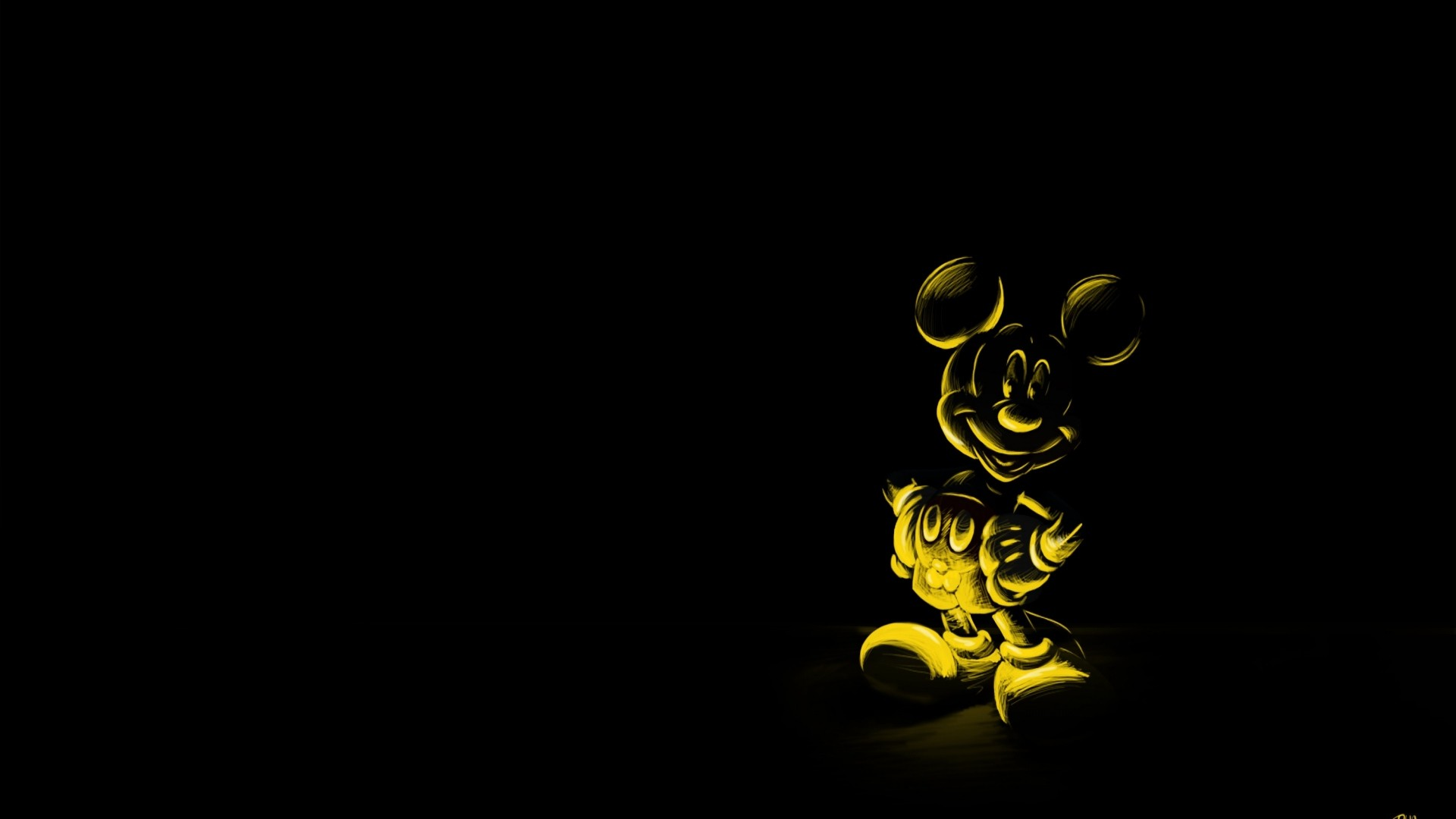 Mickey Mouse Background Download Free Wallpapers For Desktop