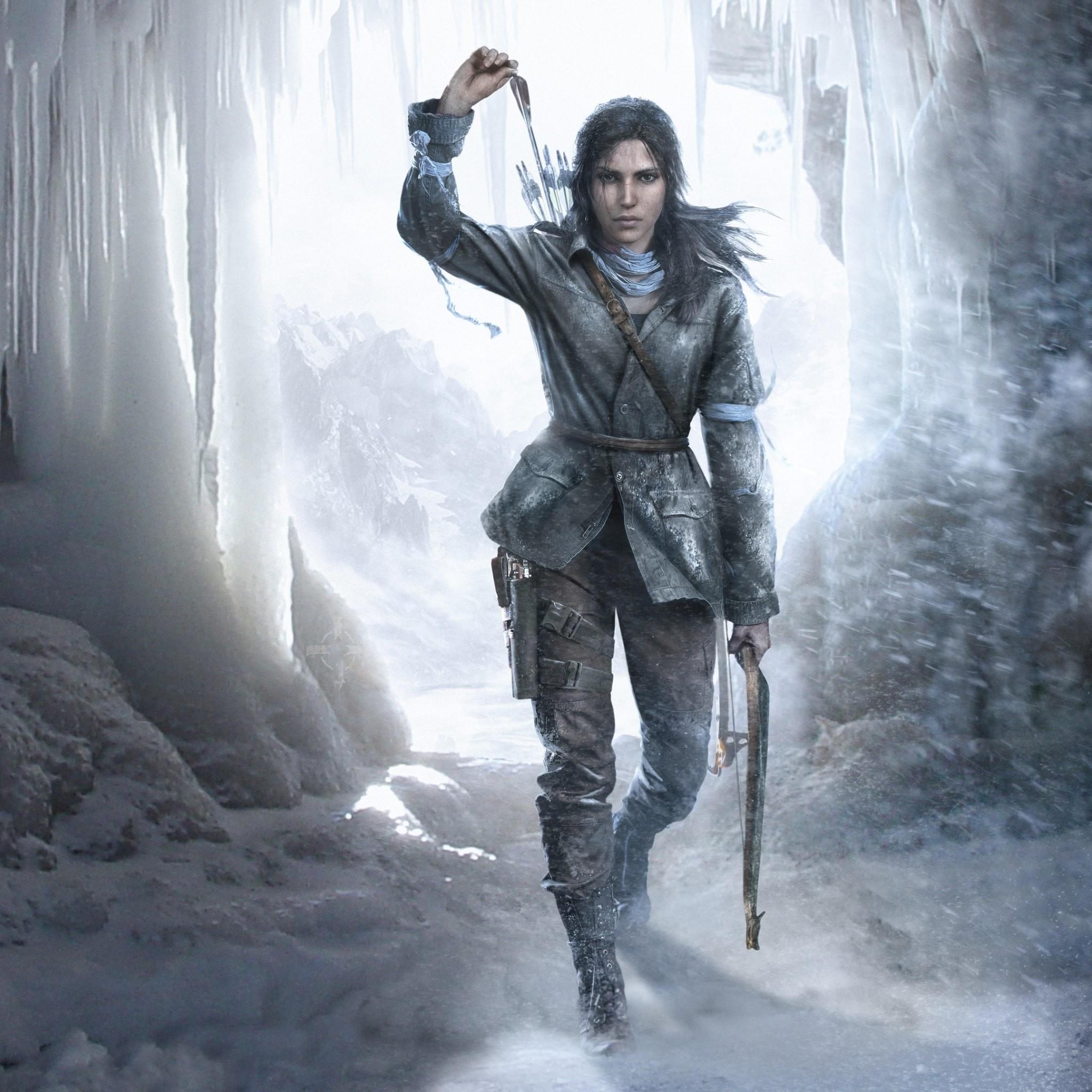 Art Lara Croft Shadow Of The Tomb Raider Desktop Wallpapers: Tomb Raider 2018 Android Wallpaper ·① WallpaperTag