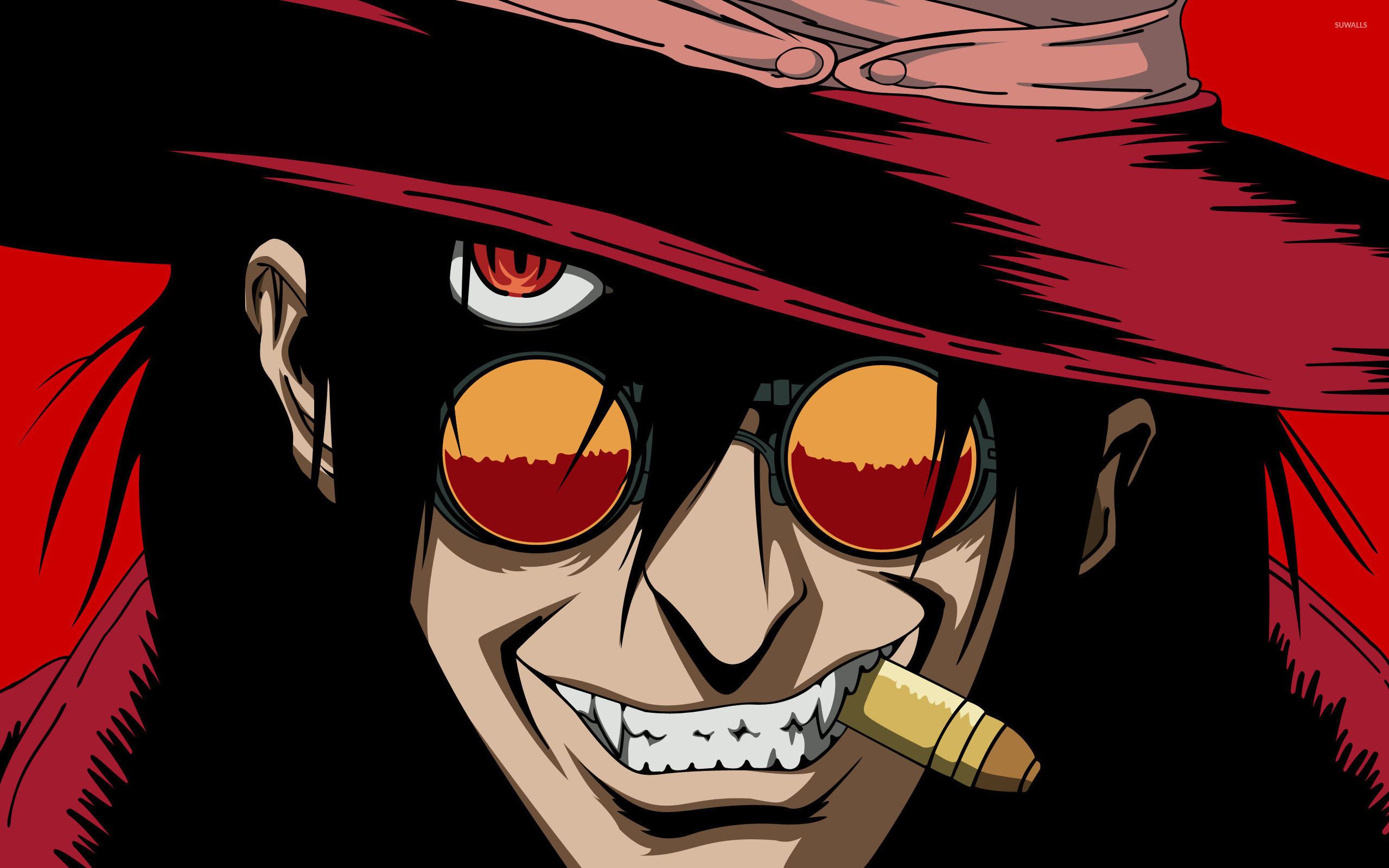 Hellsing alucard wallpaper wallpapertag - Anime hellsing wallpaper ...