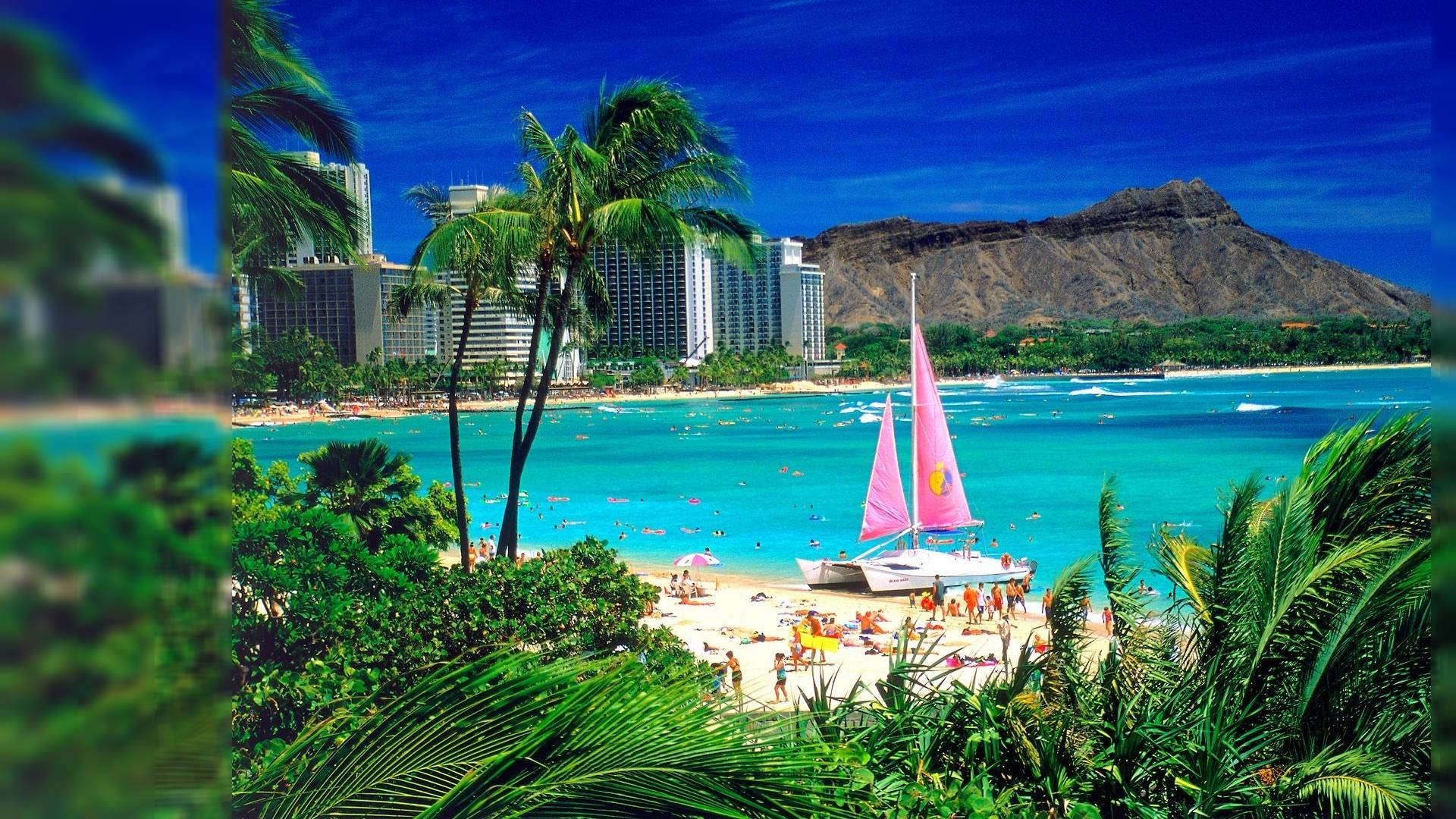Hawaii Wallpapers Hd: Hawaii Desktop Wallpaper ·① WallpaperTag
