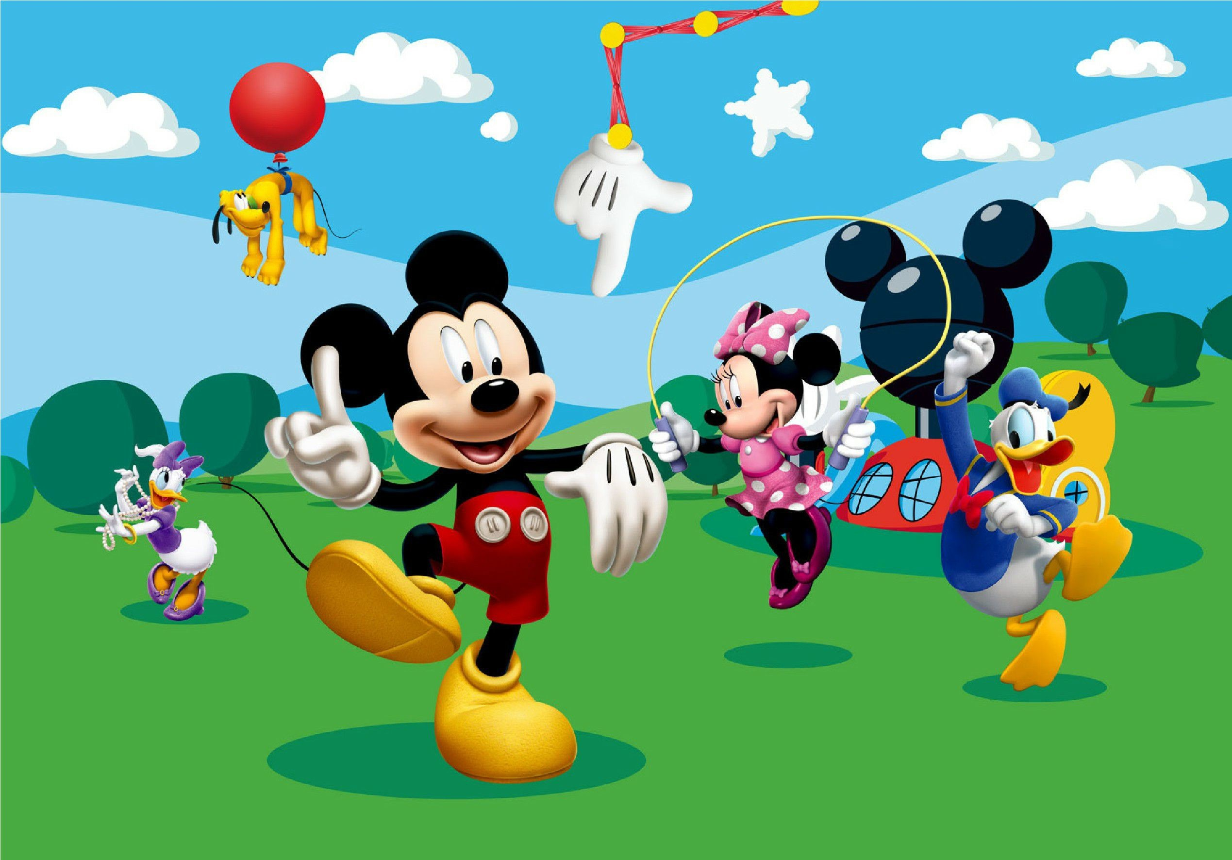 Mickey Mouse Backgrounds Wallpapertag