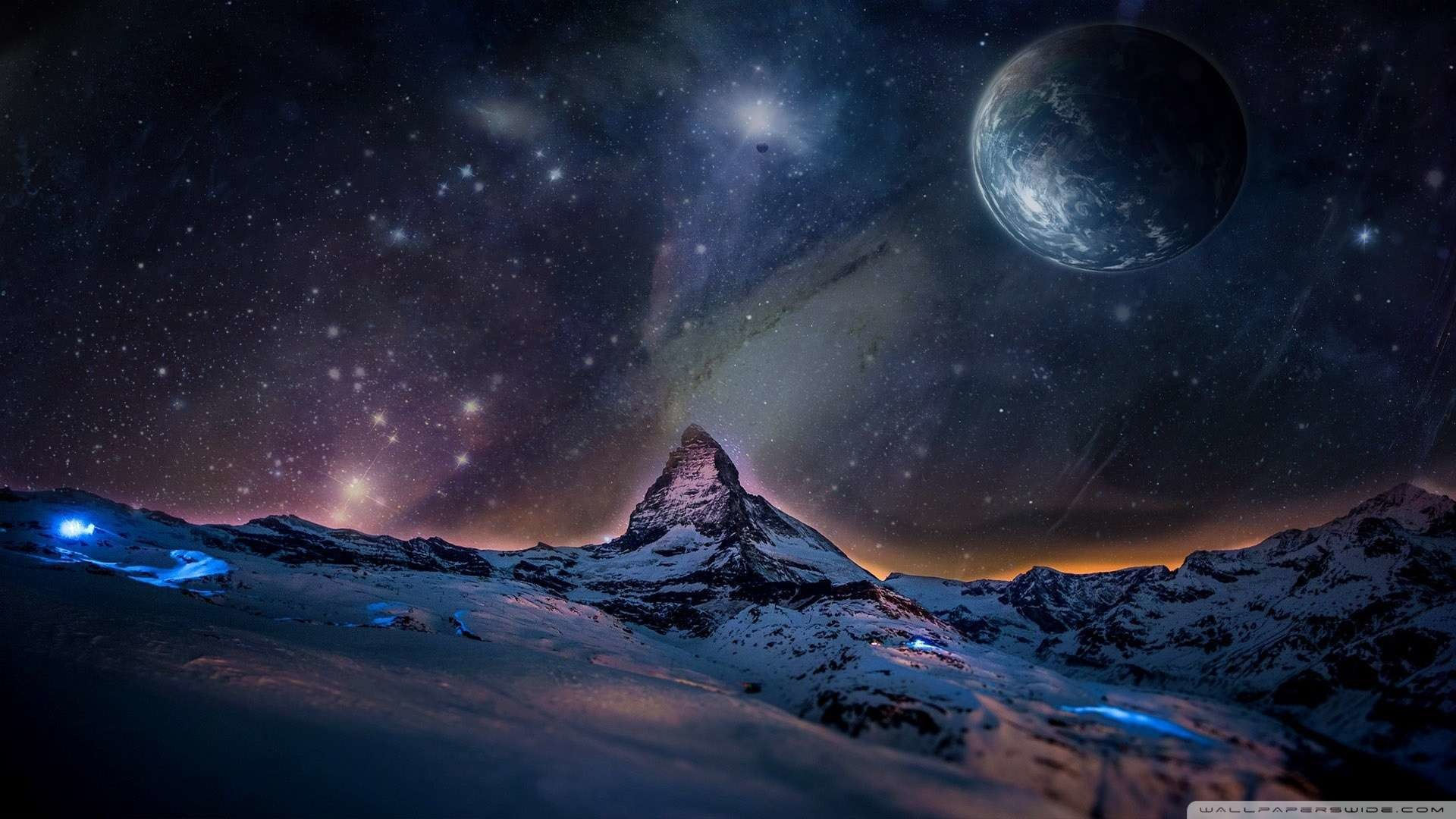 space hd wallpapers 1080p ·①
