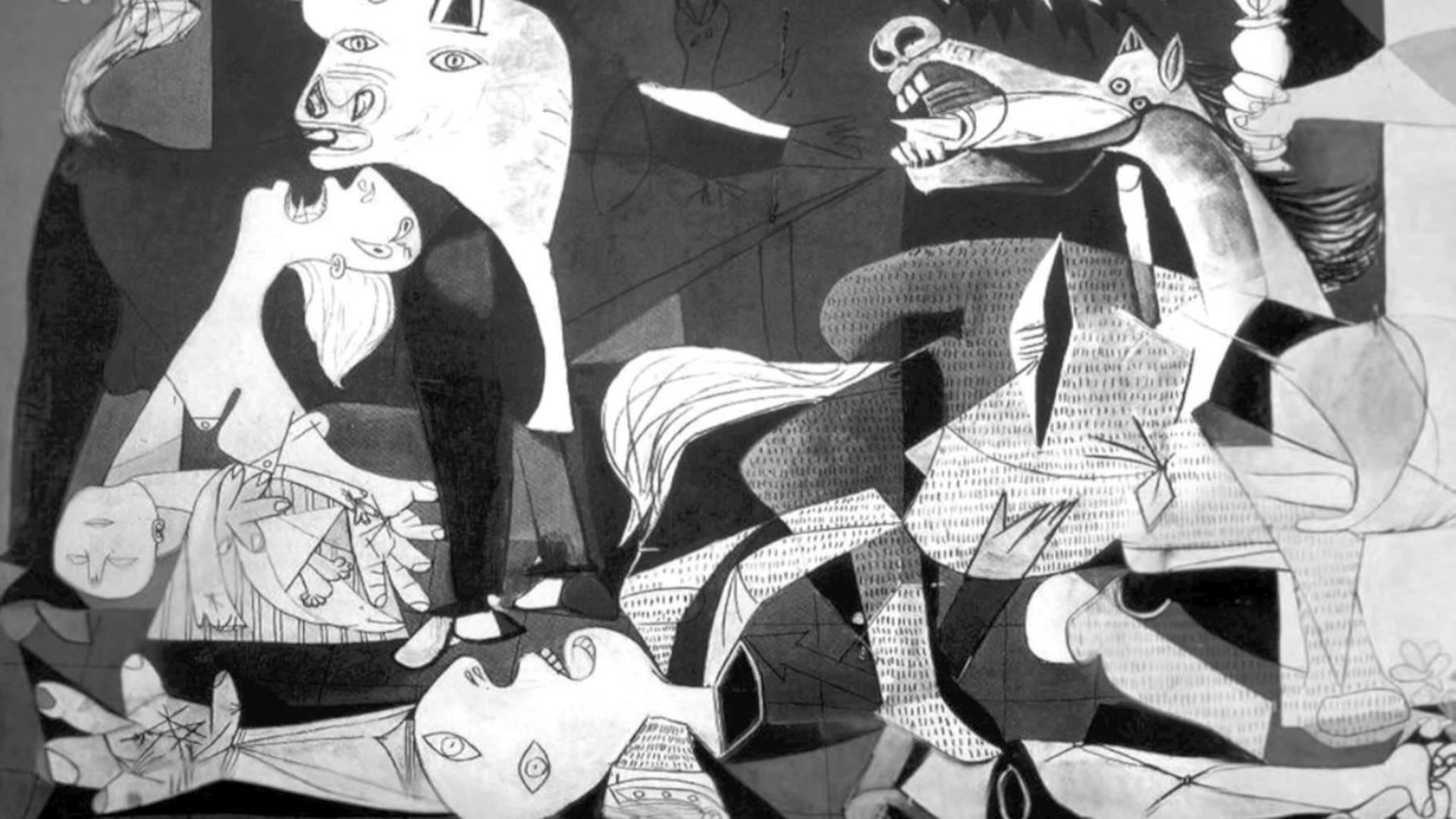 Guernica Wallpaper ·① WallpaperTag
