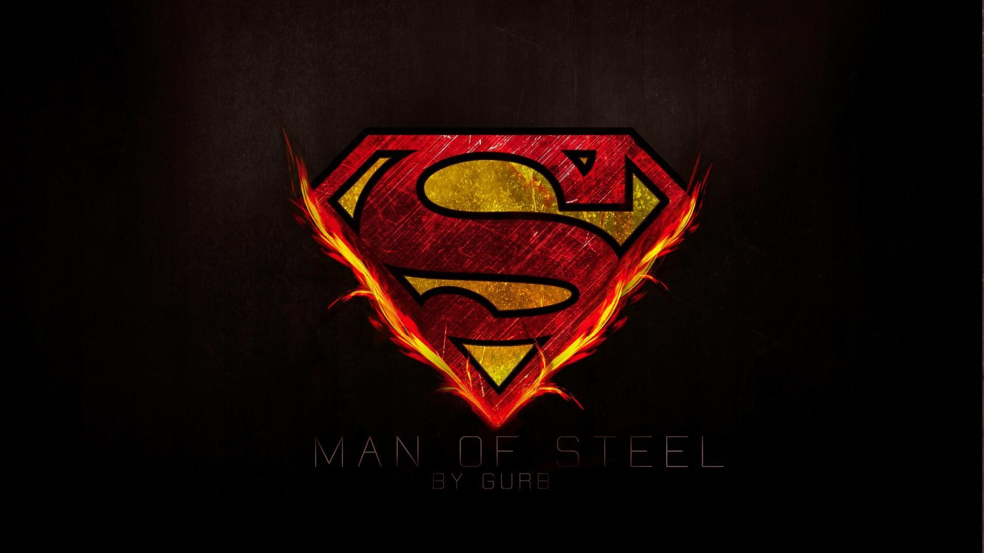 Superman Logo Wallpaper 1 Download Free Amazing High Resolution