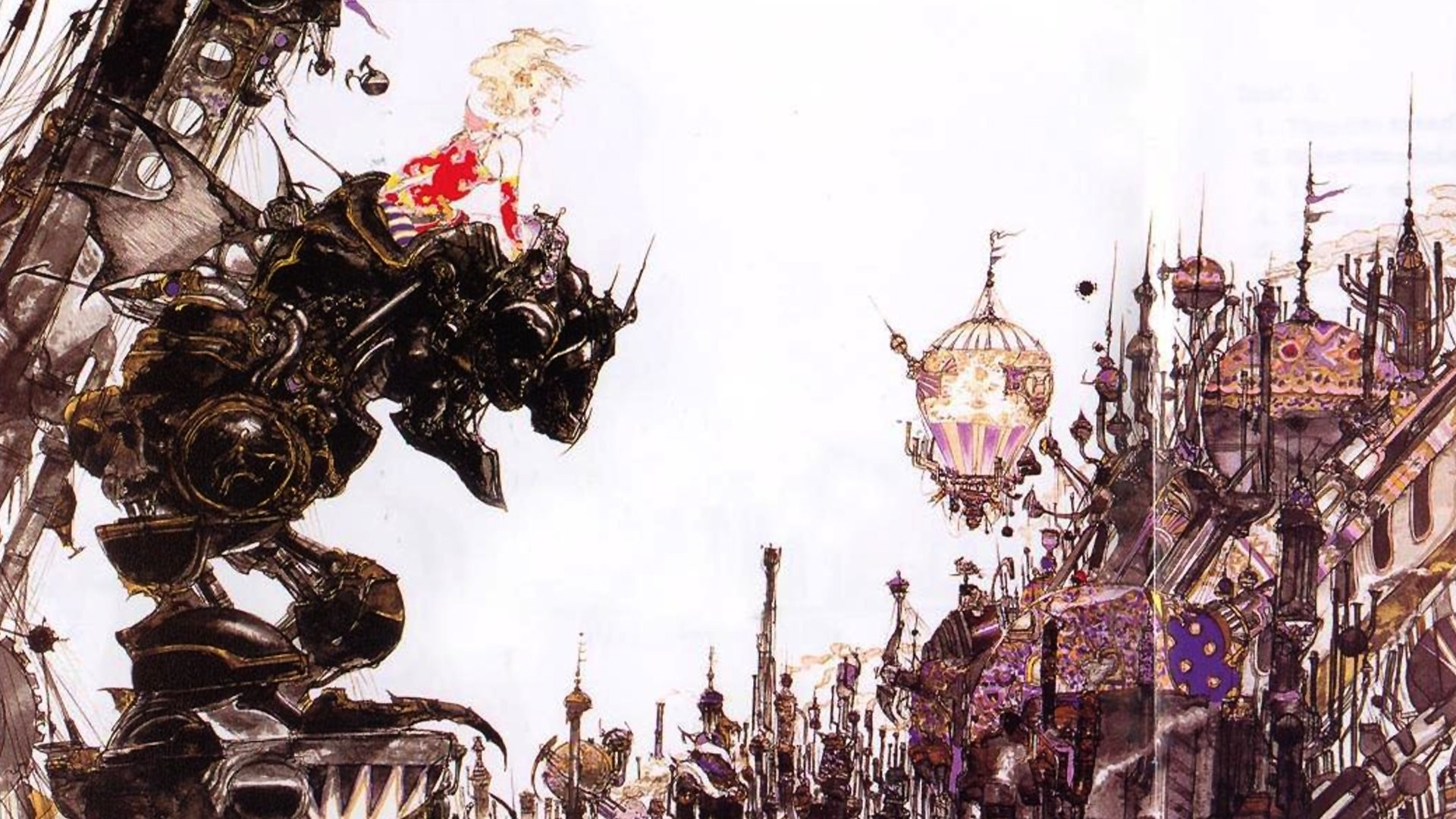 1920x1080 HD Wallpaper | Background ID:599075. 1920x1080 Video Game Final Fantasy VI. 2 Like. Favorite
