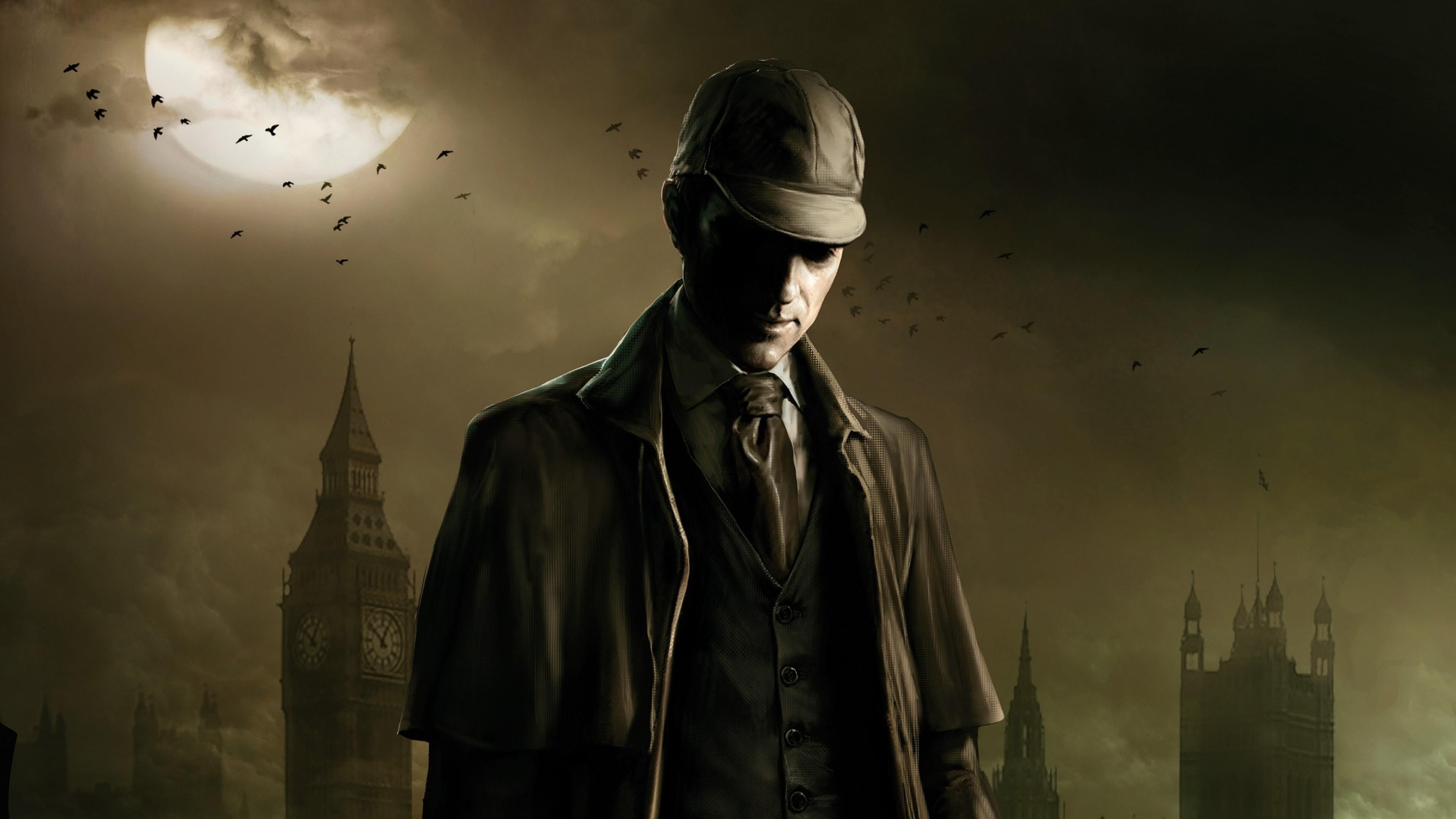 Sherlock Background 1