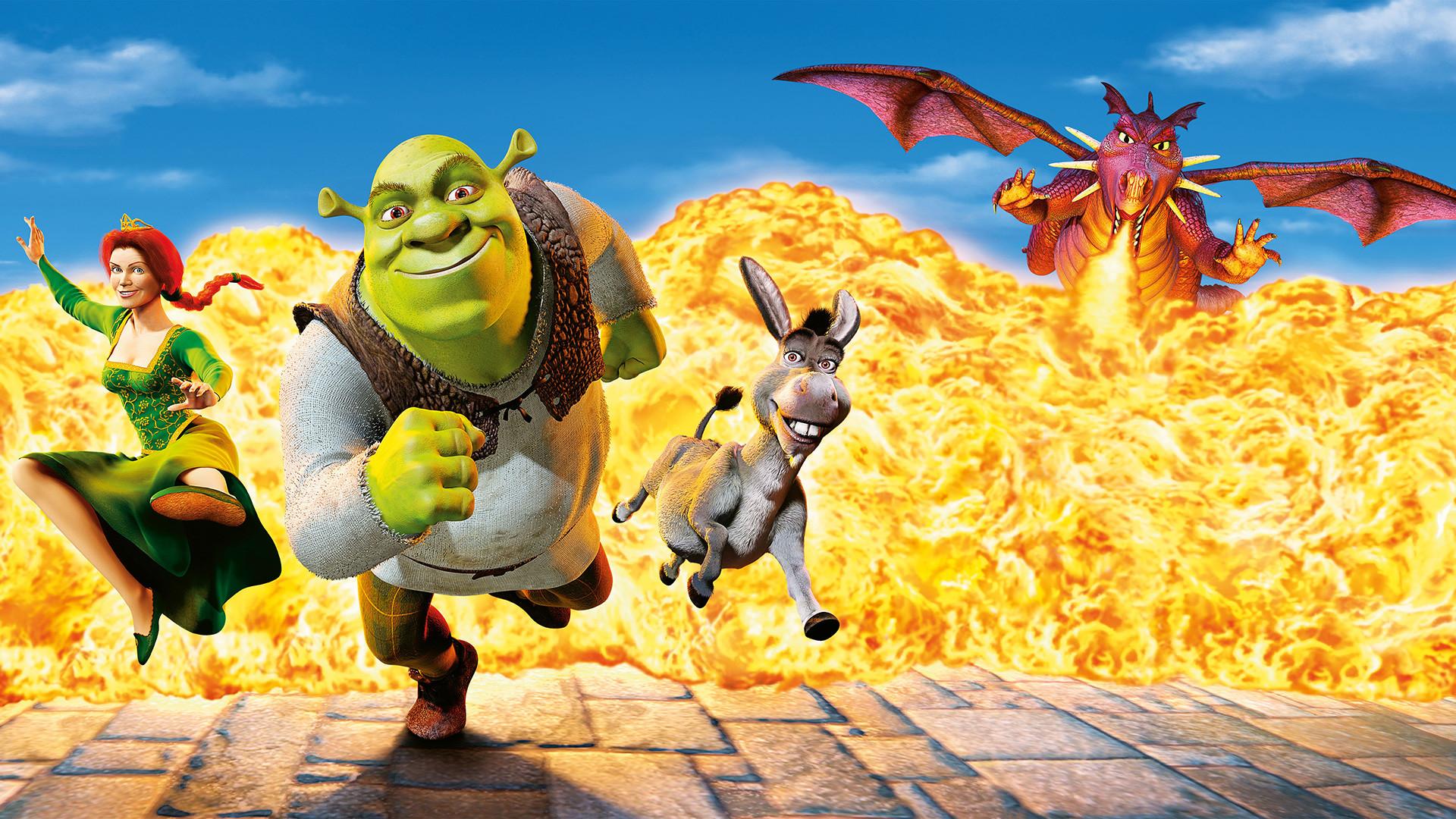 Shrek 2 Hindi