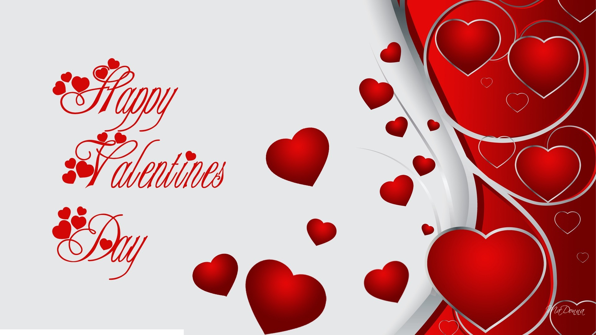 Happy Valentines Day Backgrounds ①