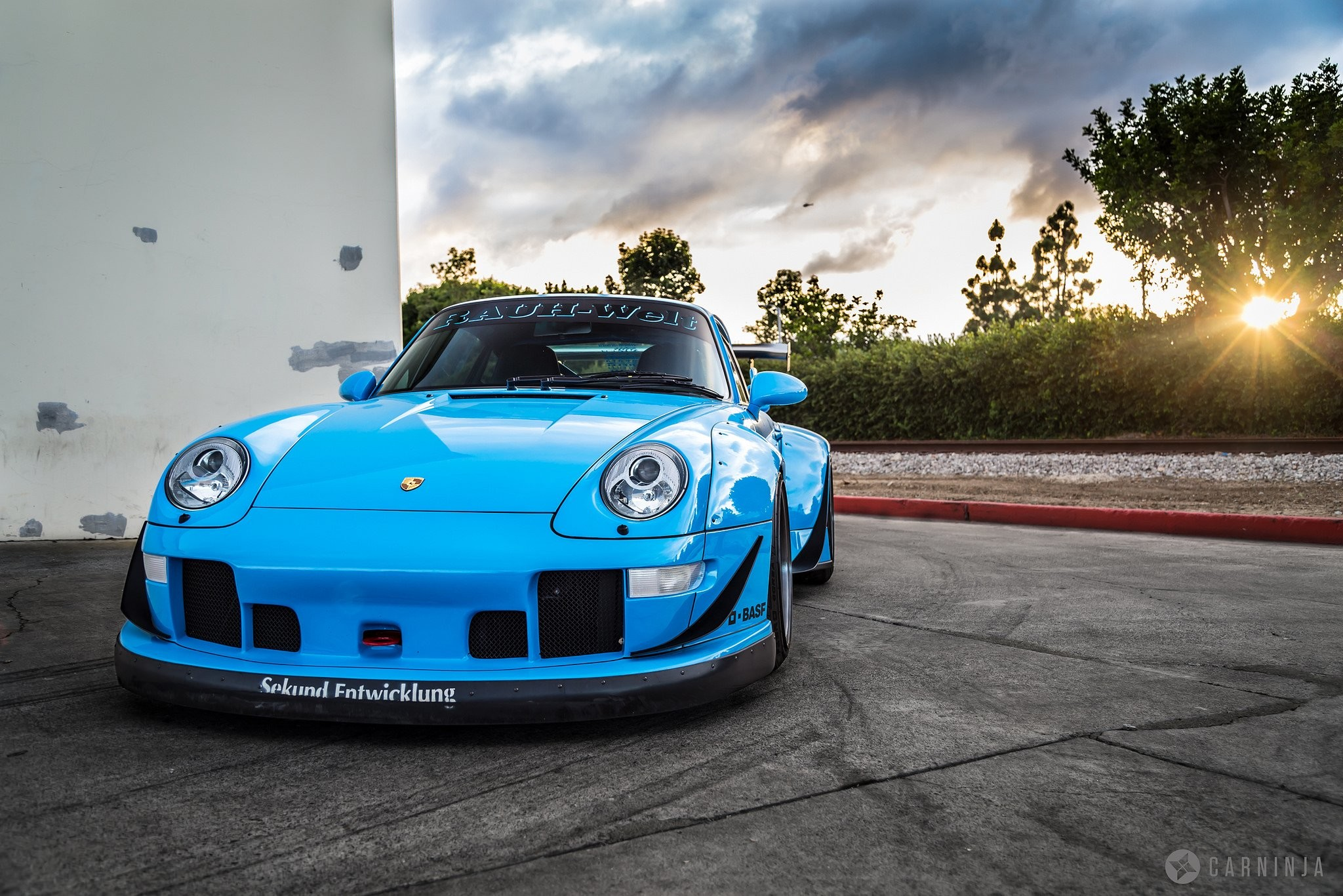 Targa Rwb Walpaper: Rwb Wallpapers ·① WallpaperTag