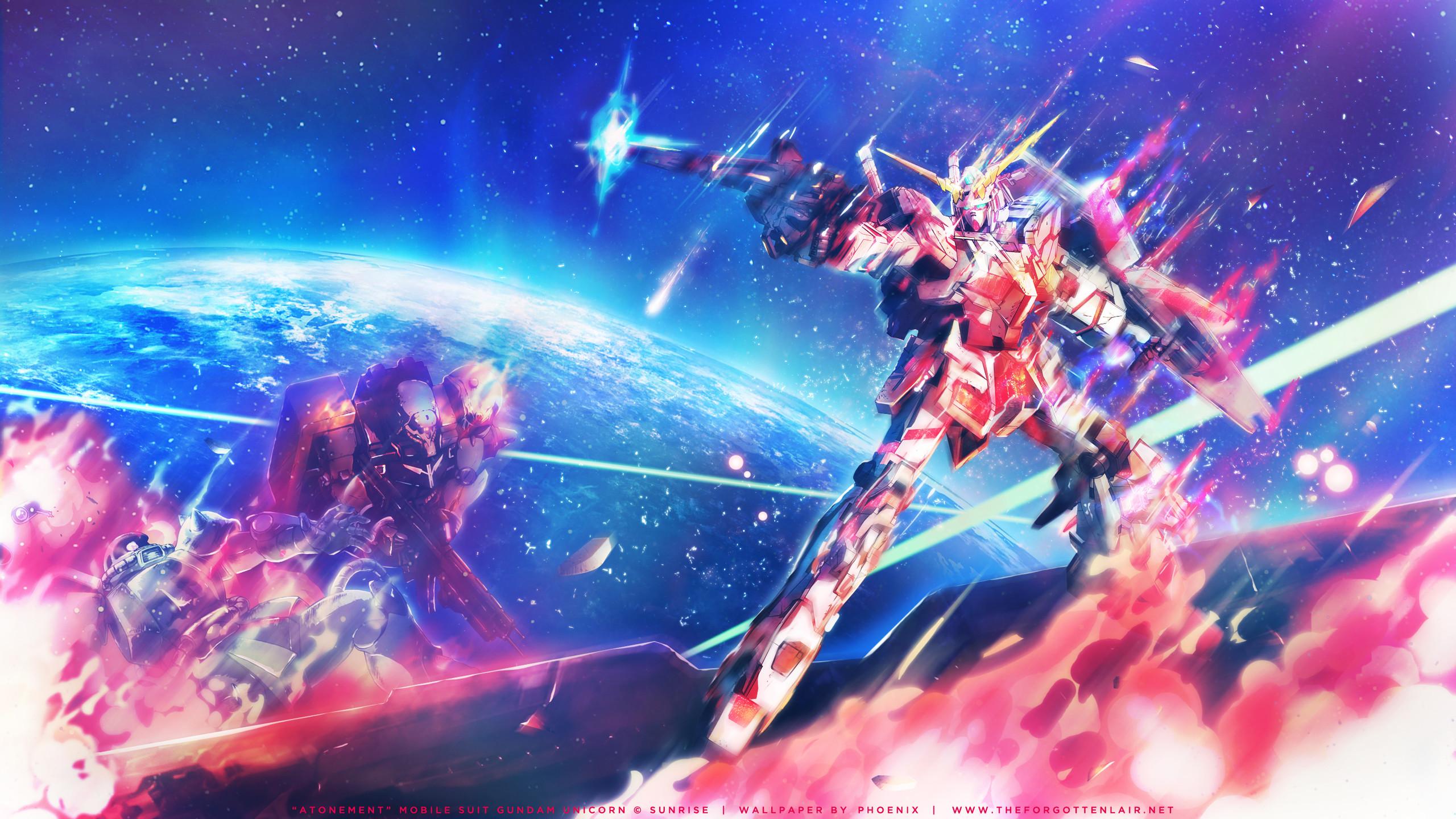 Gundam Unicorn Wallpaper ·â'
