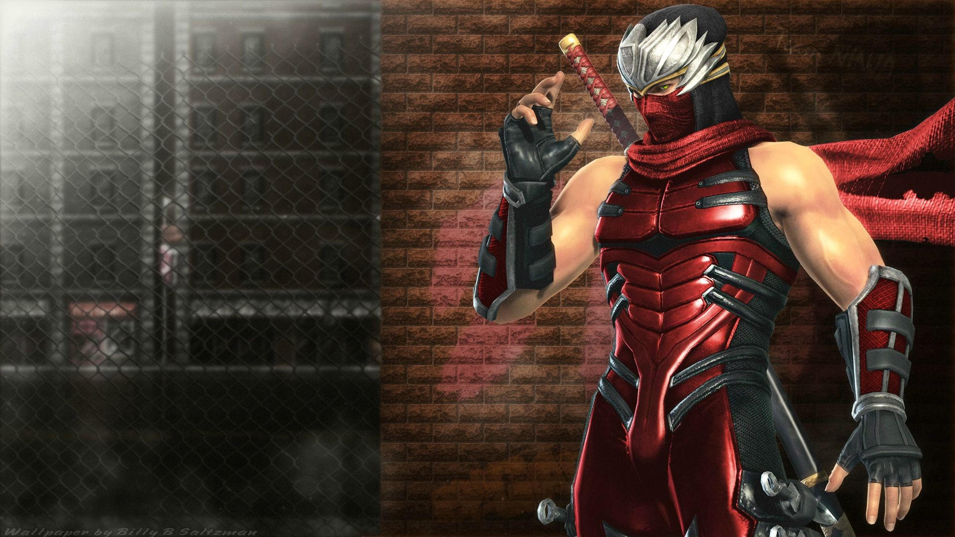 ninja gaiden black wallpaper ·①
