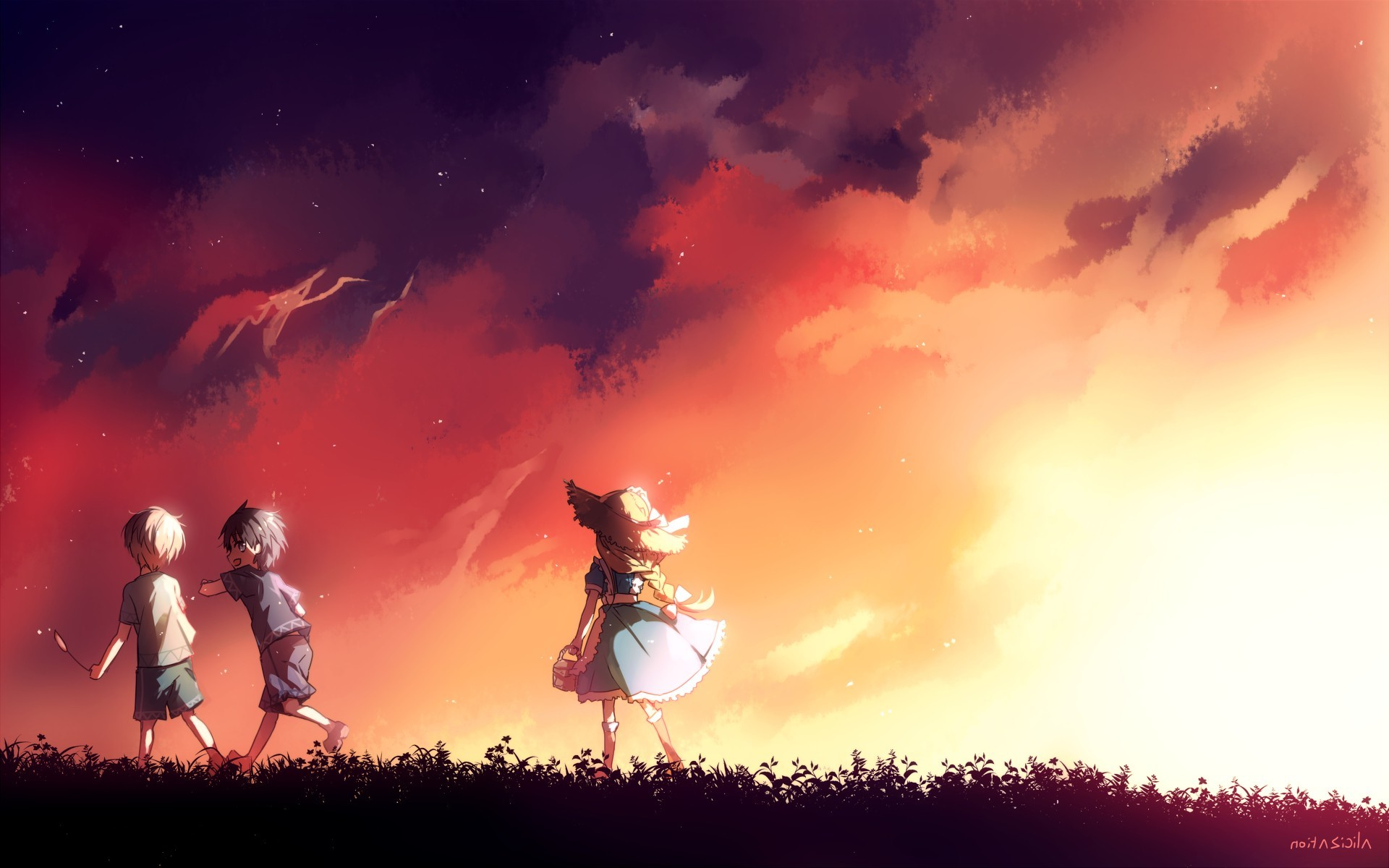 Sword Art Online Background: Sword Art Online Background ·① Download Free Beautiful
