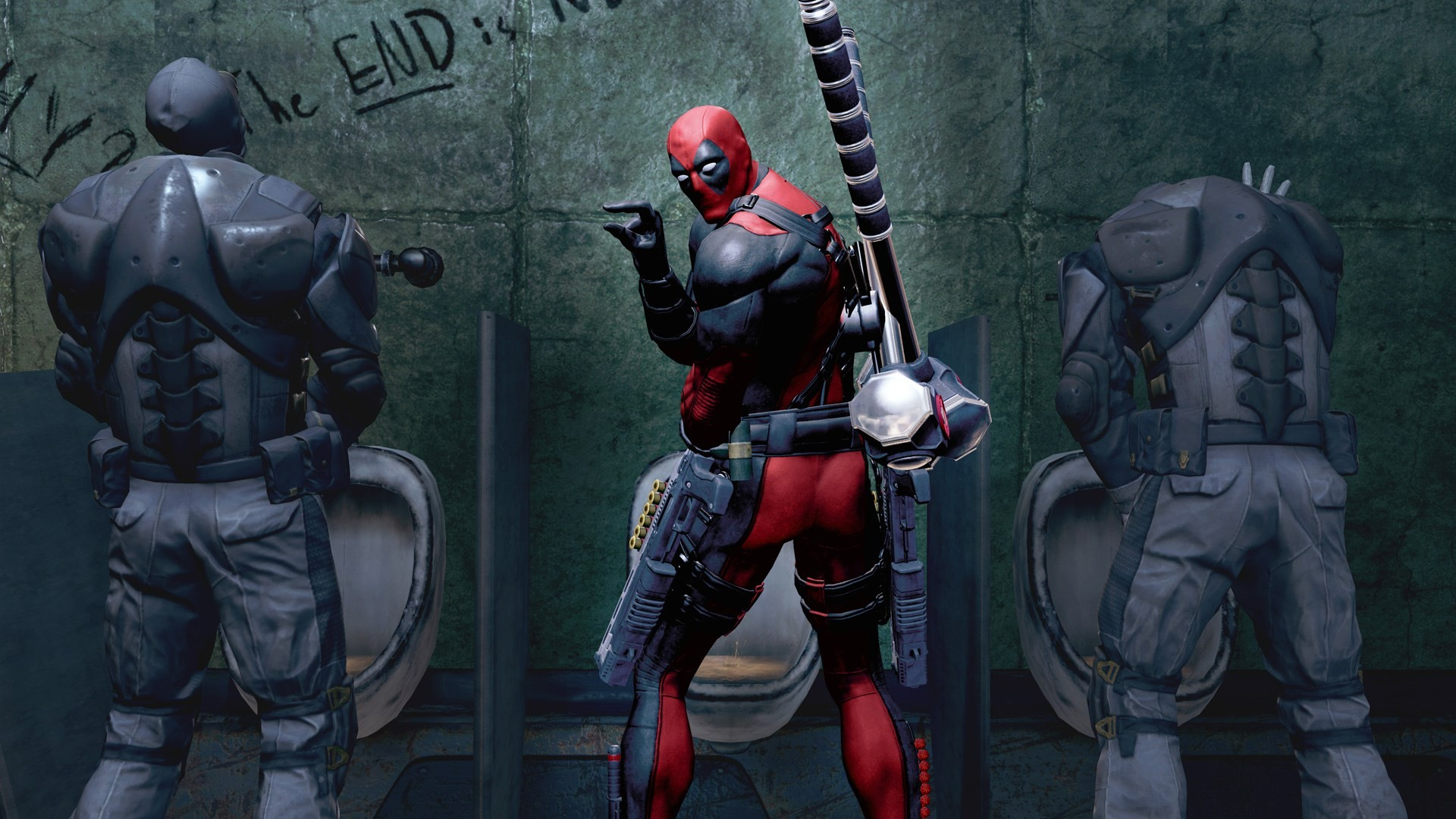 Deadpool Hd Wallpaper ① Download Free Cool Backgrounds For Desktop