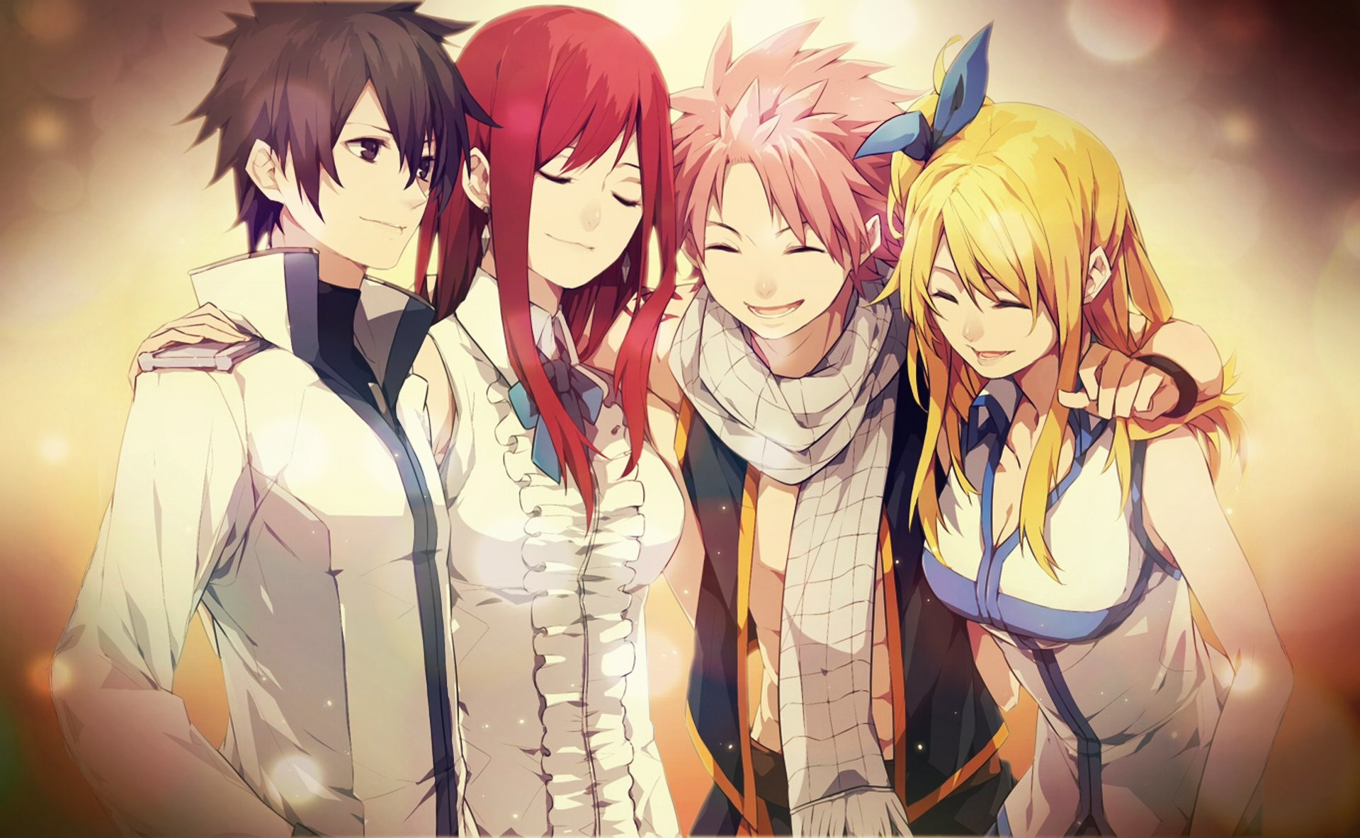 Fairy Tail Wallpapers Wallpapertag