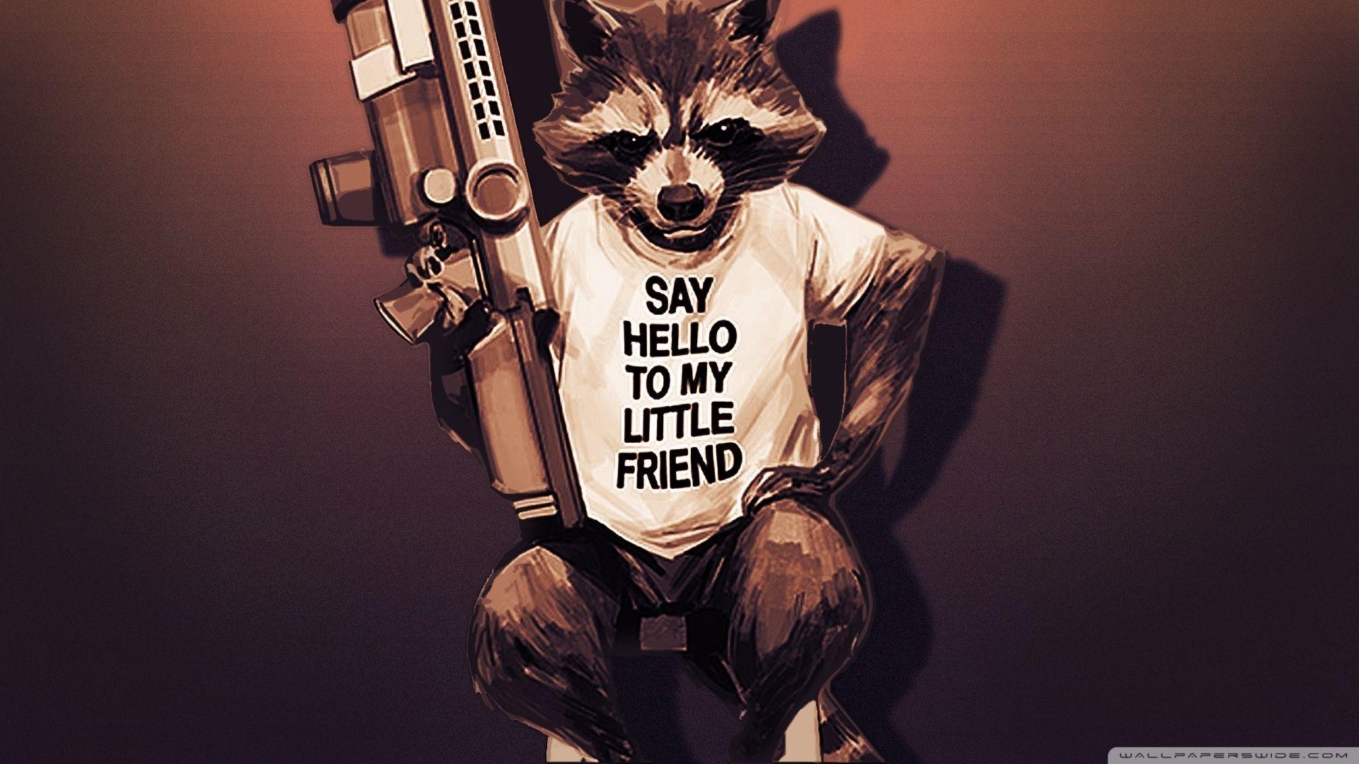 Rocket Raccoon Wallpapers Wallpapertag