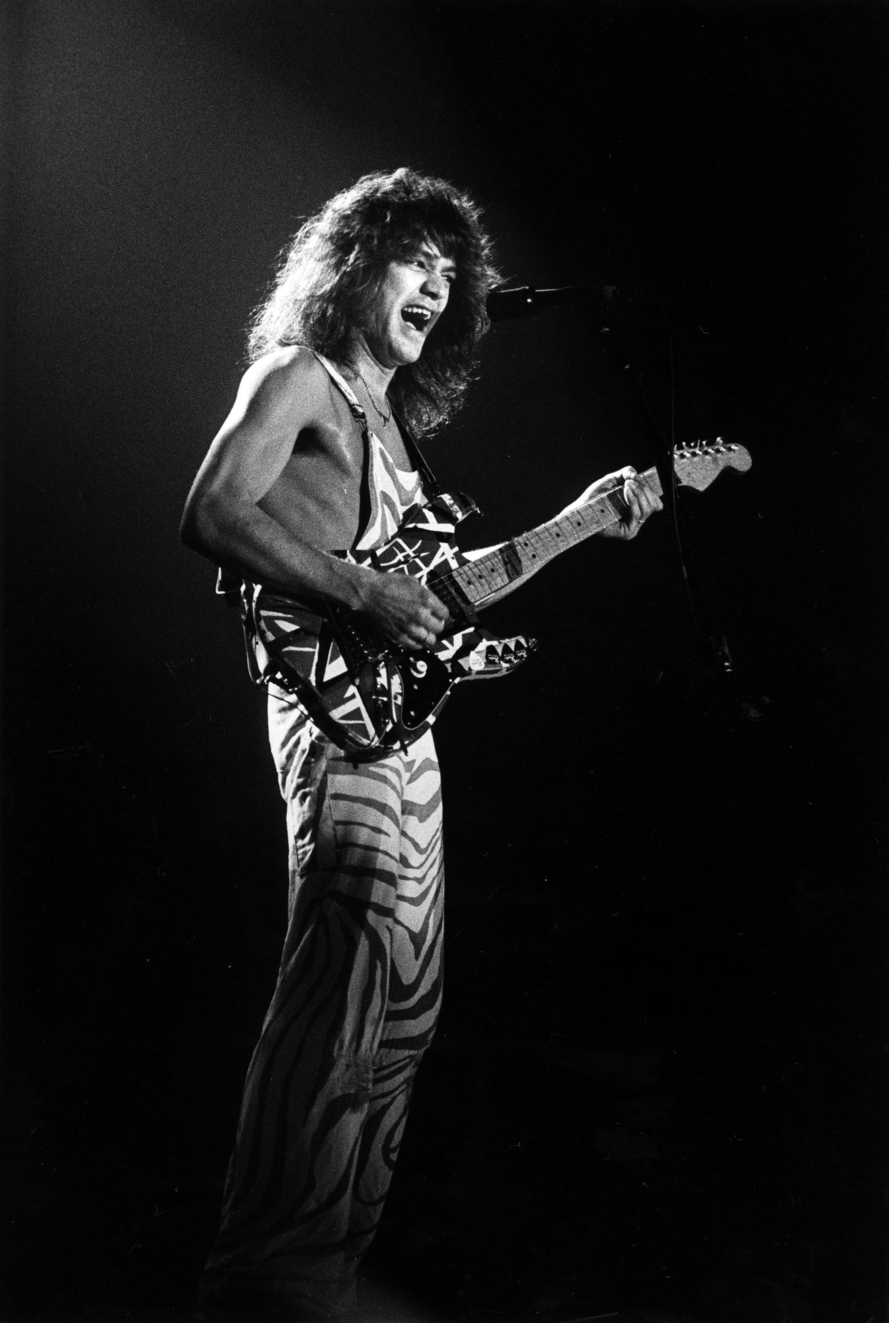 Van Halen Background 1