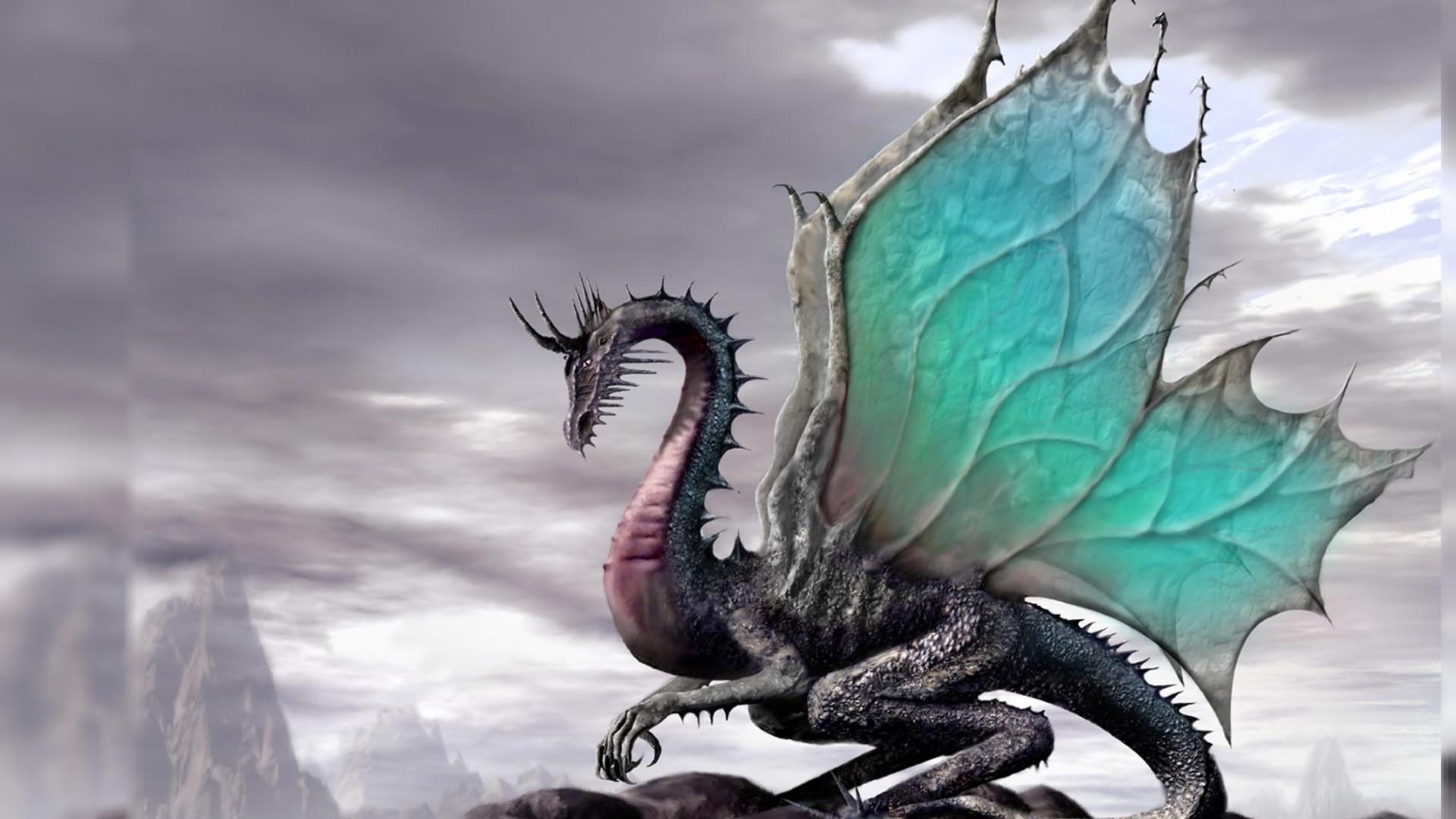 dragon wallpapers for desktop