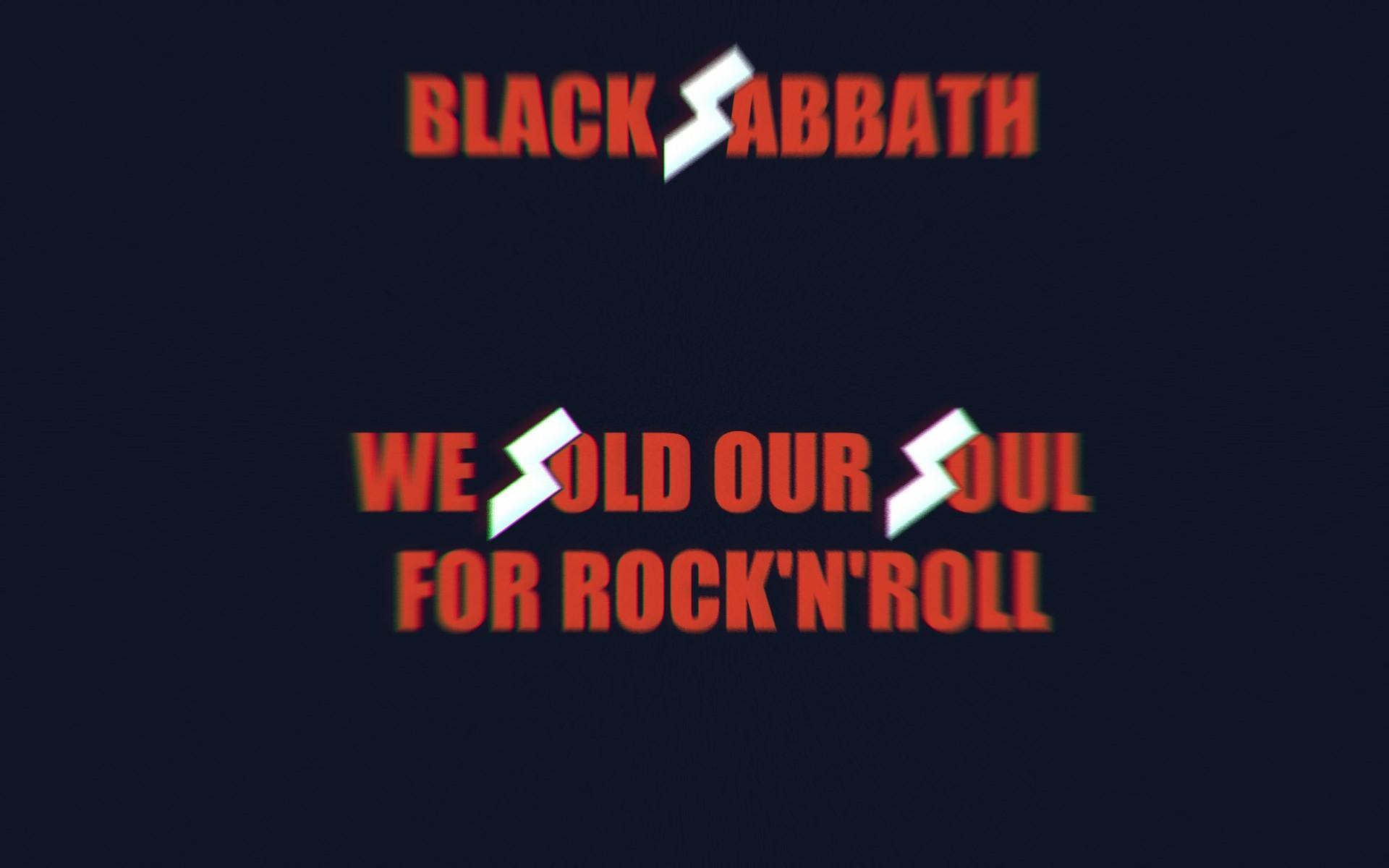 Black Sabbath Wallpapers ·â'