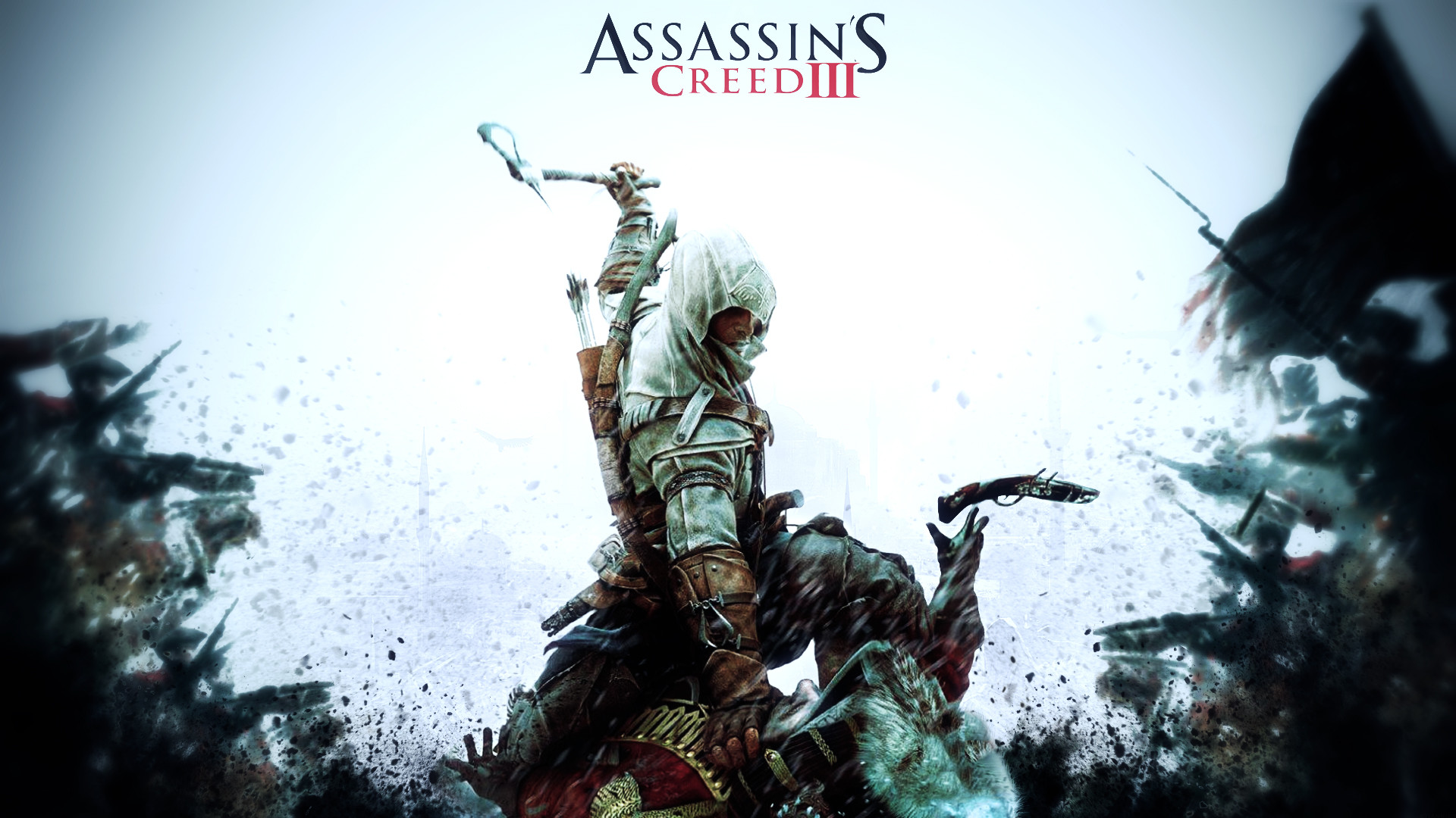 Assassins Creed 3 Wallpaper Hd Wallpapertag