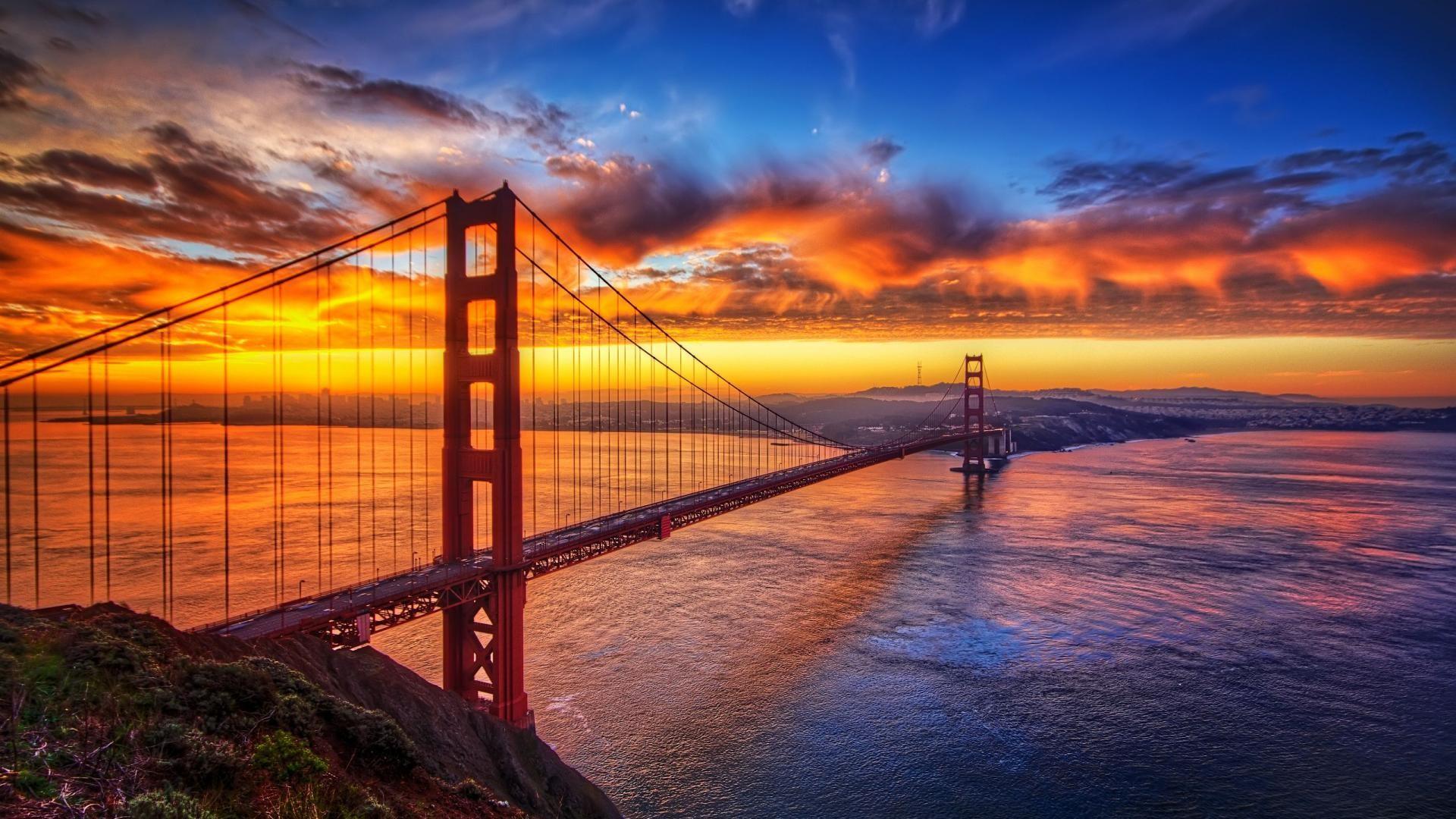 Golden Gate Bridge Wallpaper Wallpapertag