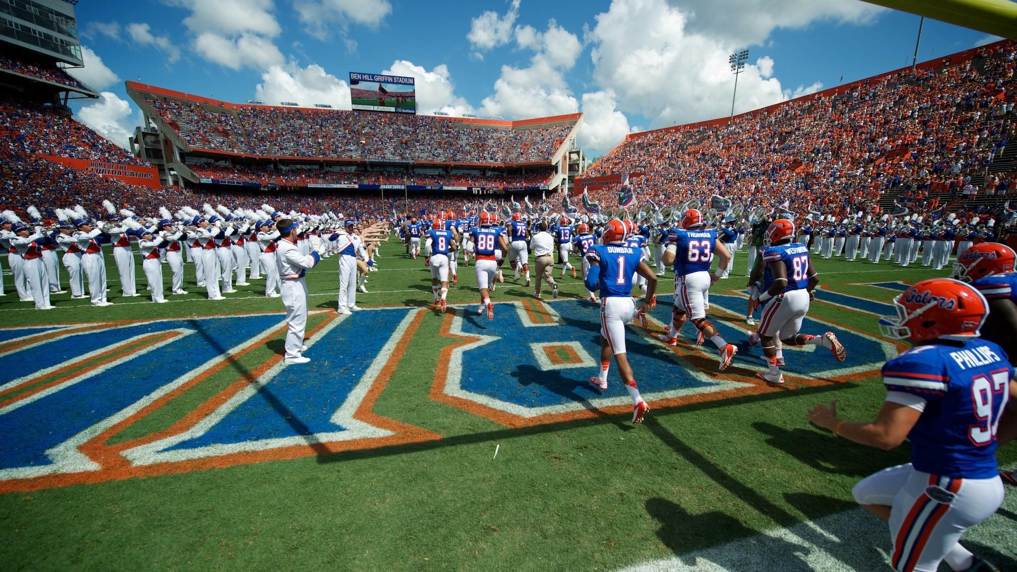 Florida Gators Wallpaper HD Free · Download · Florida ...