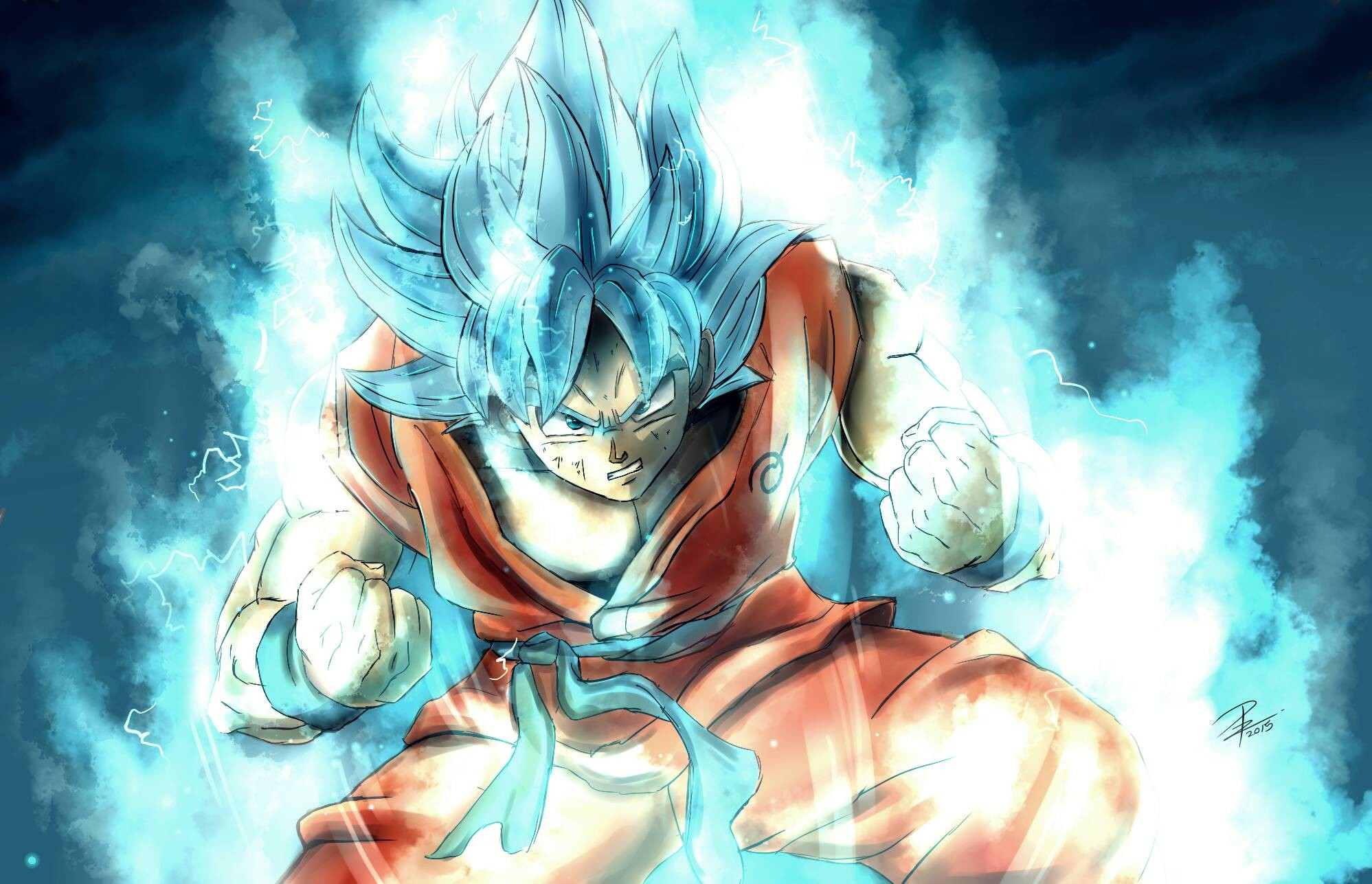 Goku Wallpaper ① Download Free Awesome Full Hd Backgrounds For