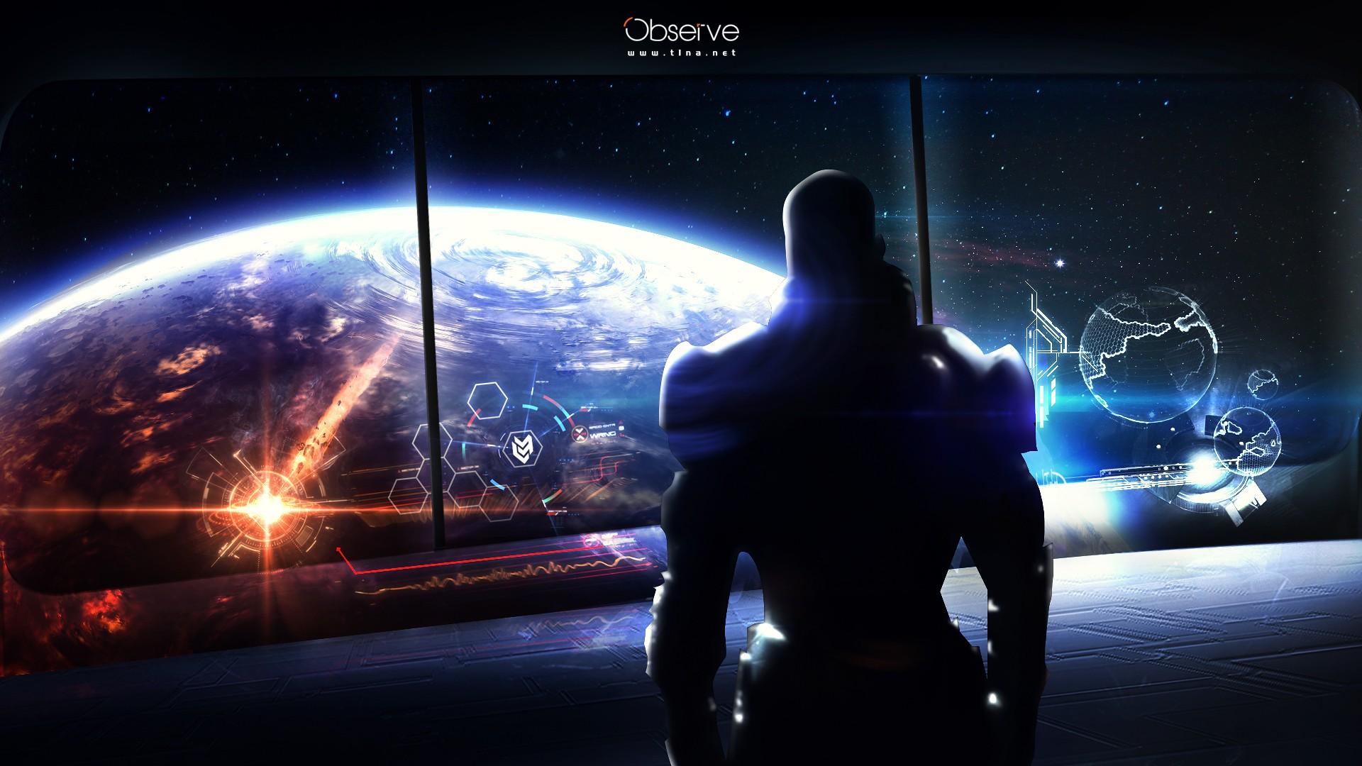 48+ Mass Effect wallpapers ·① Download free beautiful ...