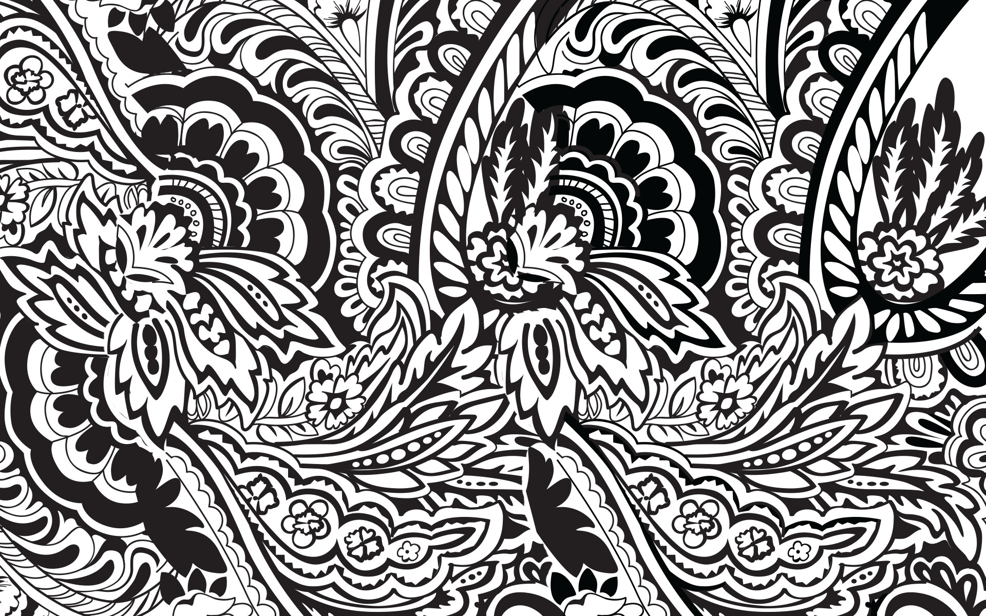 Tribal Wallpaper Designs 1