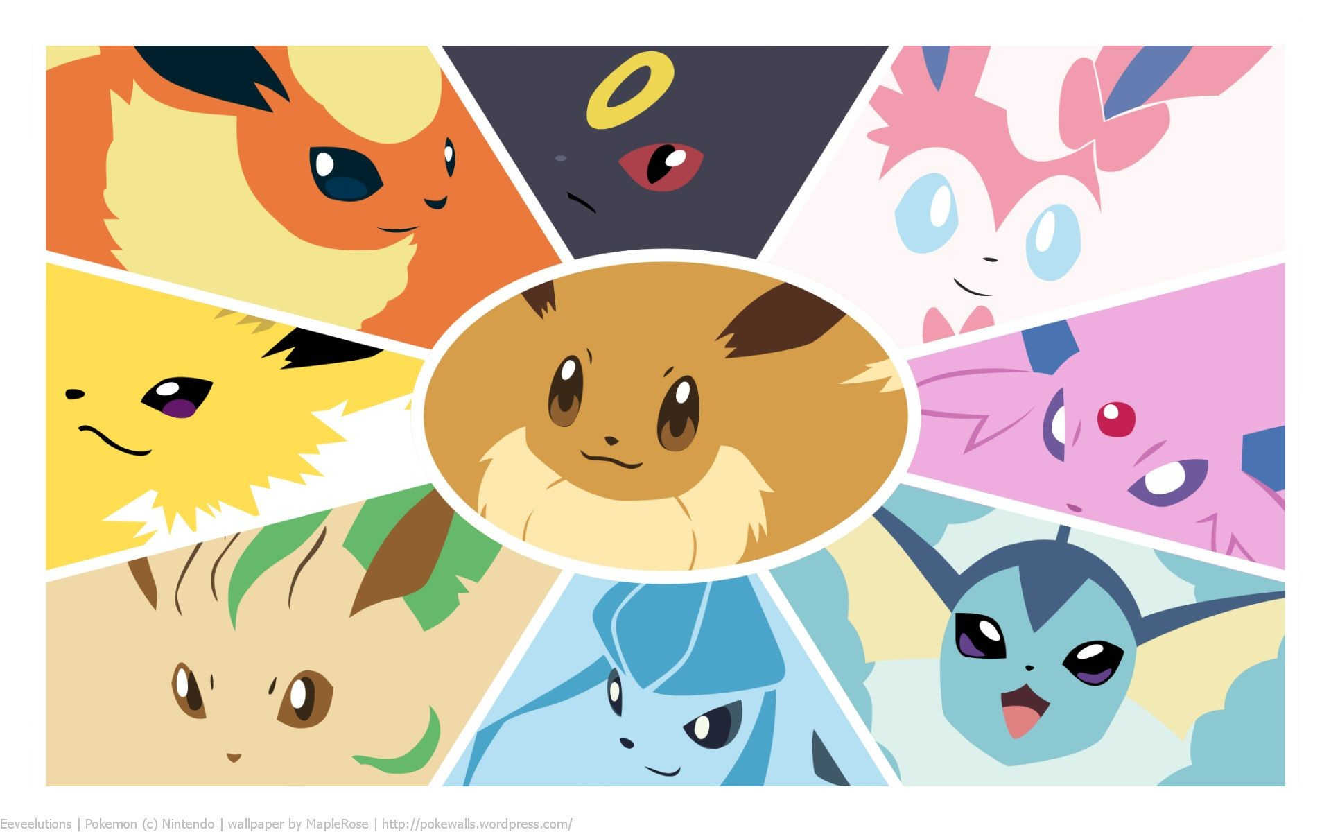 Eevee wallpaper ·â'  Download free beautiful backgrounds for