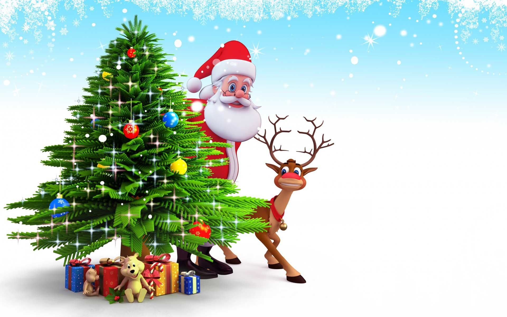 Xmas Stuff For 3d Christmas Wallpaper Backgrounds
